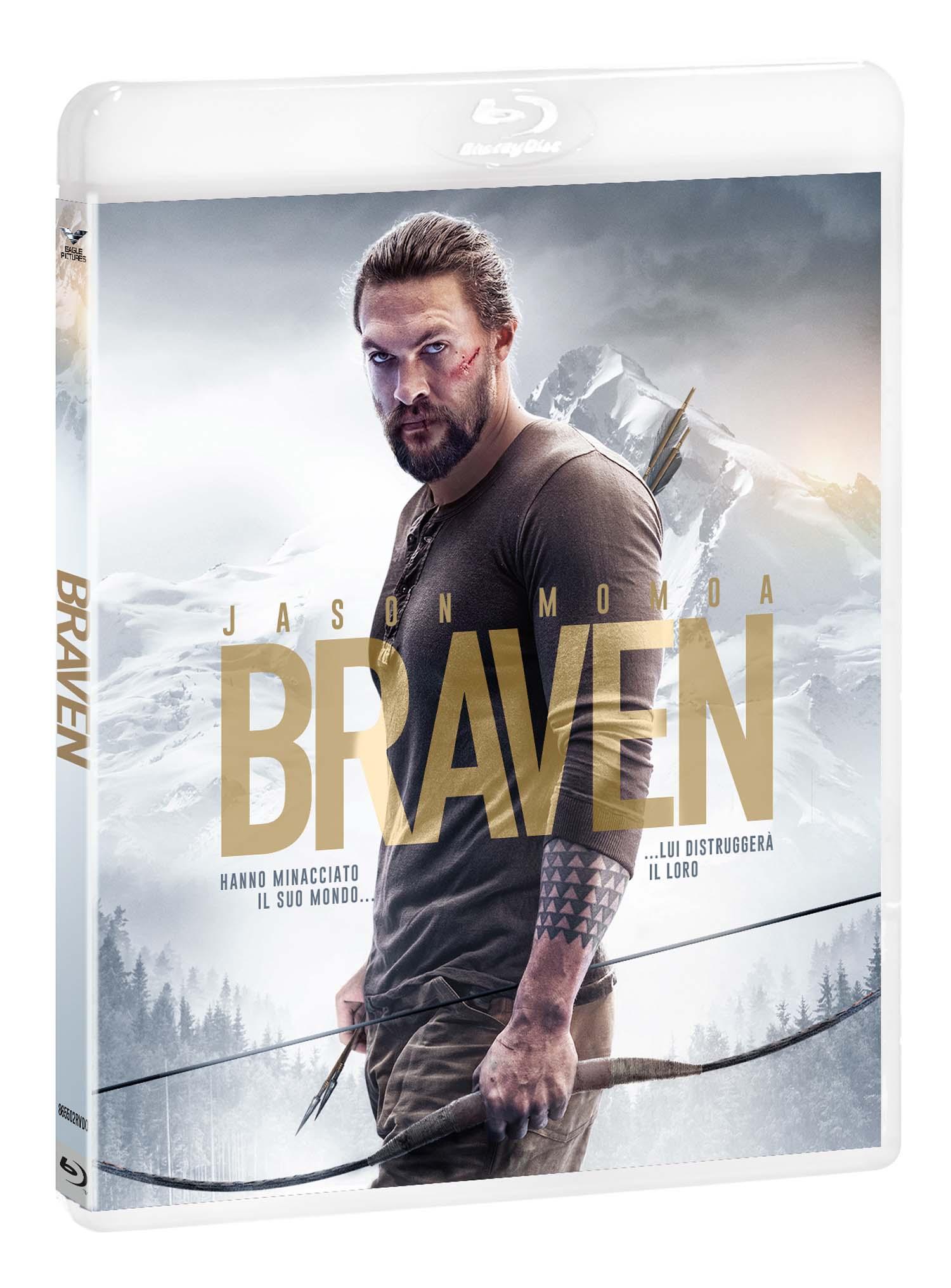 BRAVEN - IL CORAGGIOSO - BLU RAY