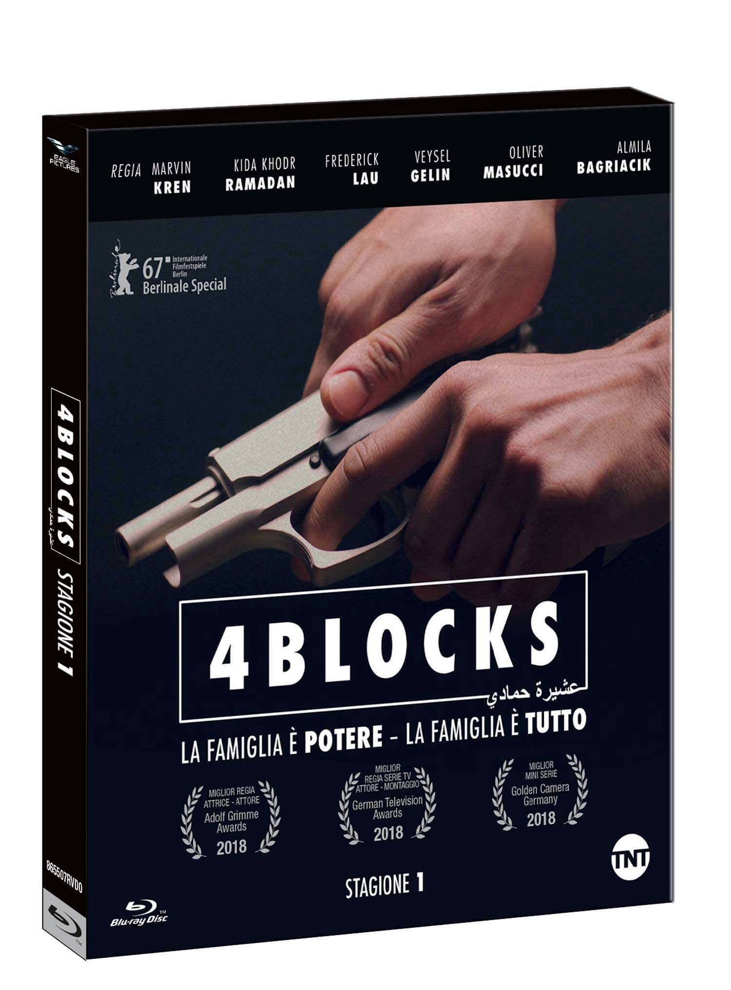 COF.4 BLOCKS - STAGIONE 01 (DVD)