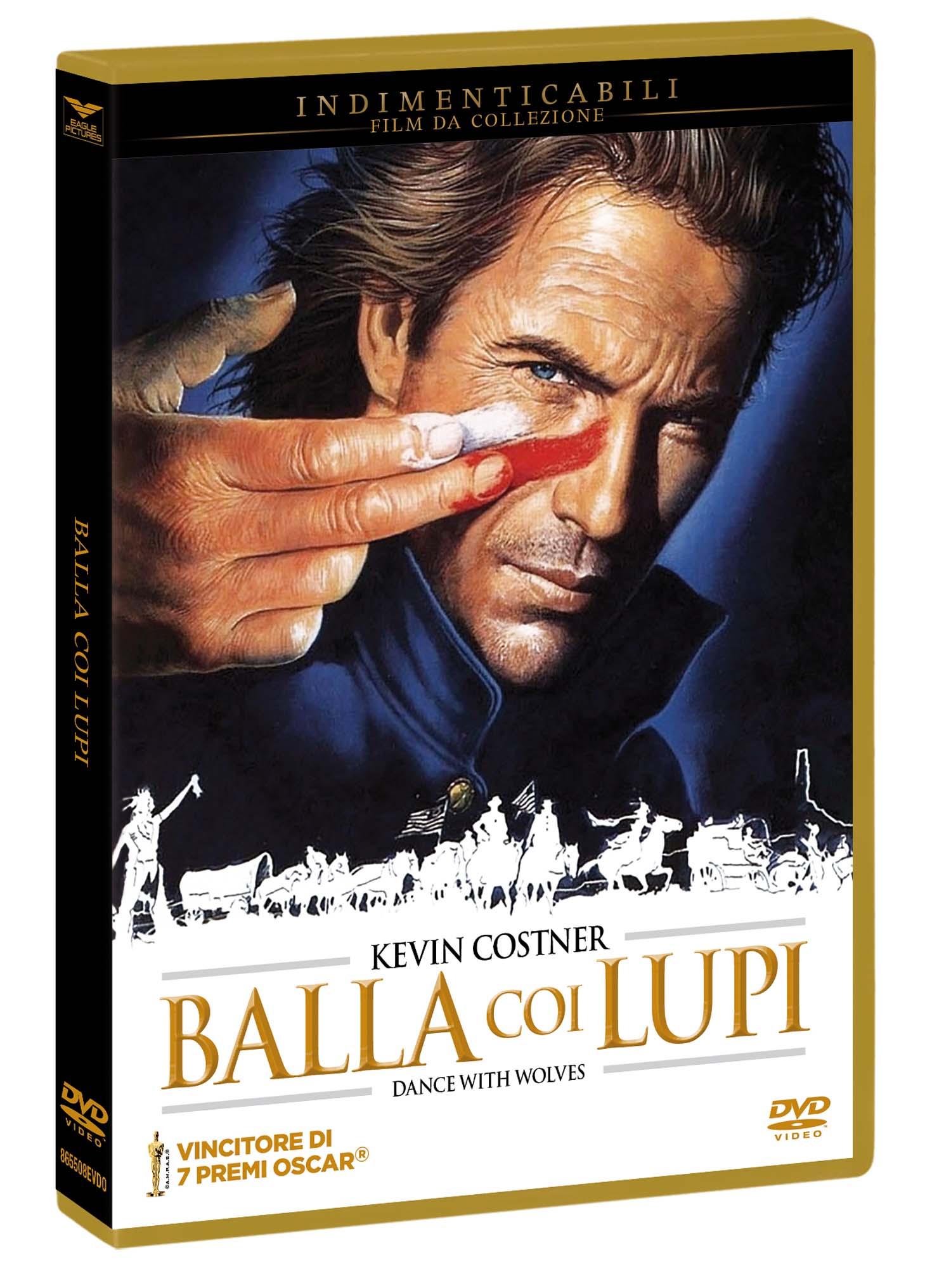 BALLA COI LUPI (INDIMENTICABILI) (DVD)