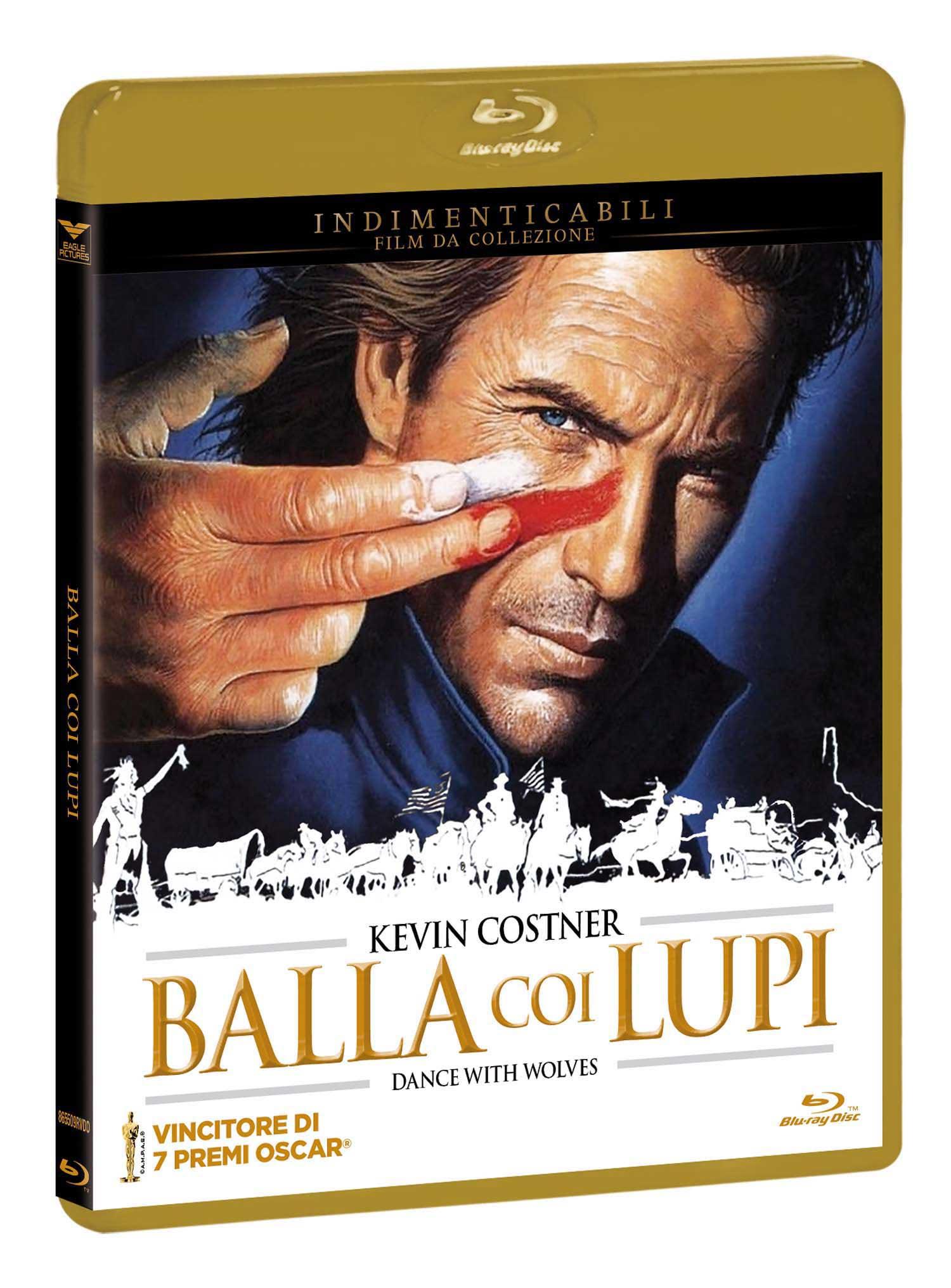 BALLA COI LUPI (INDIMENTICABILI) - BLU RAY