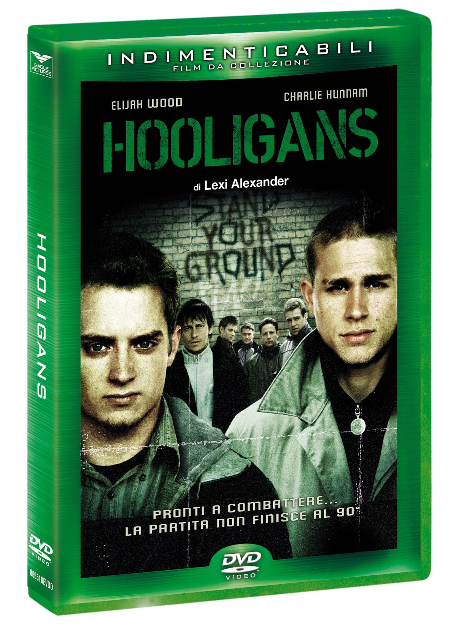 HOOLIGANS (INDIMENTICABILI) (DVD)