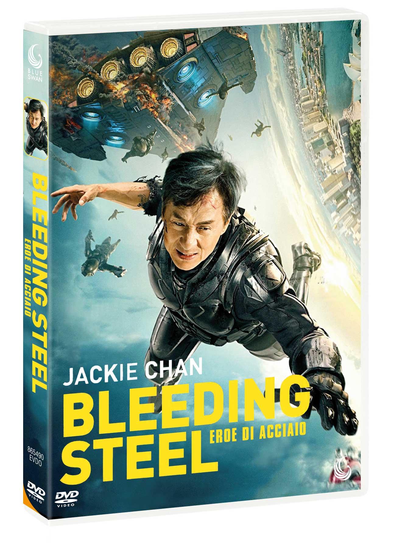BLEEDING STEEL - EROE D'ACCIAIO (DVD)