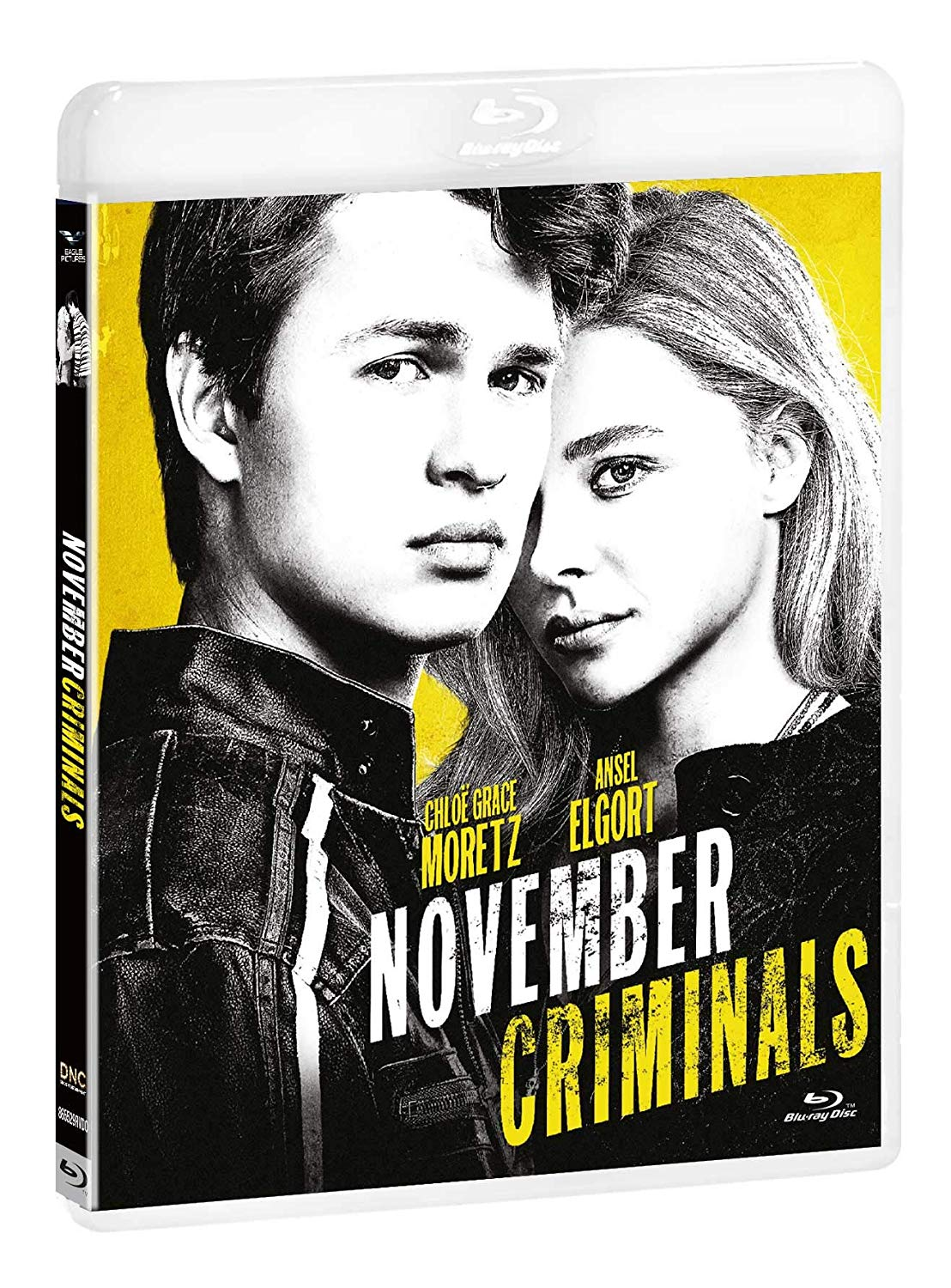 NOVEMBER CRIMINALS - BLU RAY