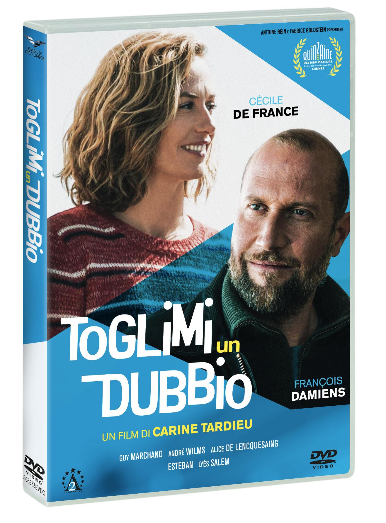 TOGLIMI UN DUBBIO (DVD)