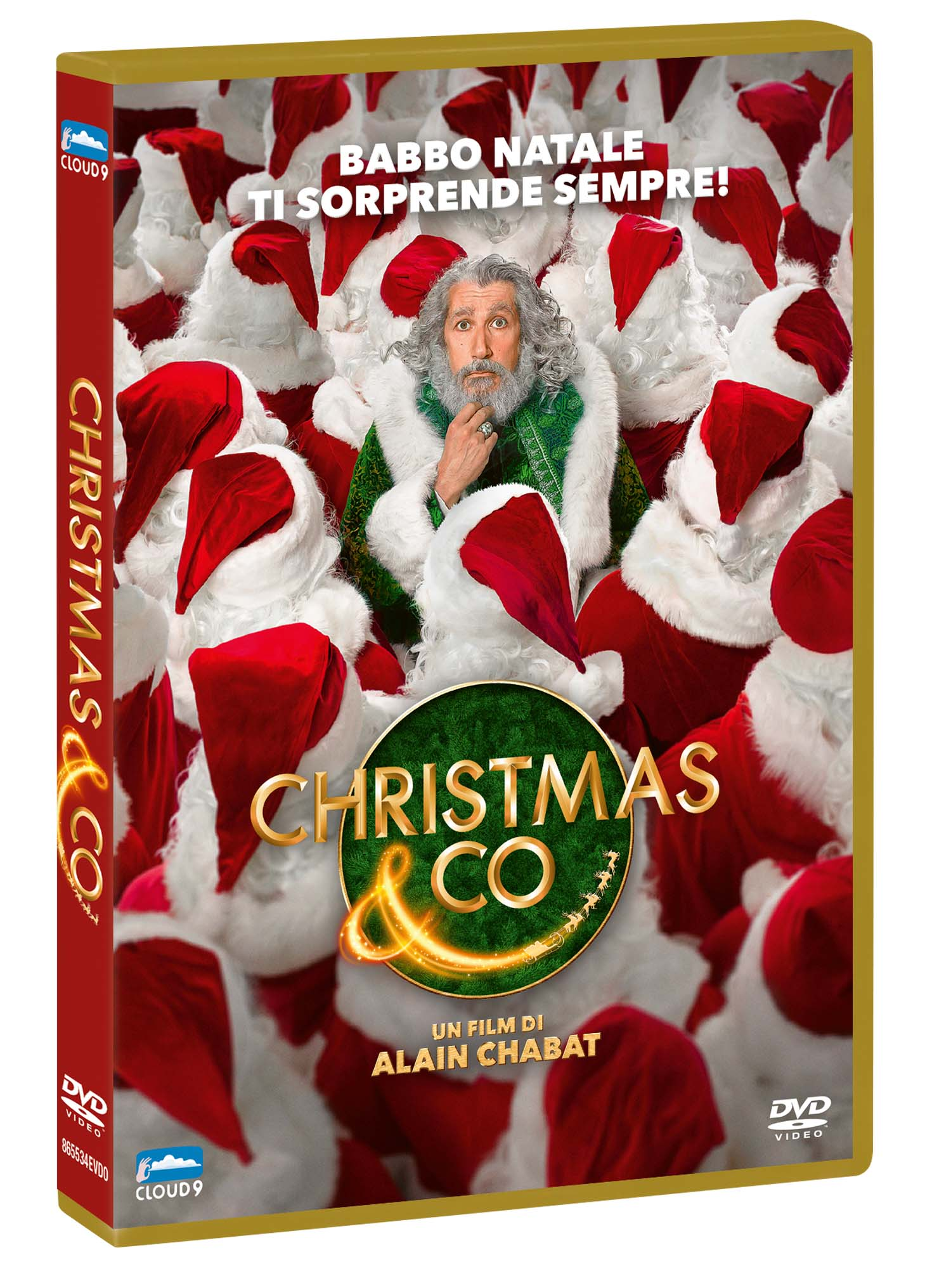 CHRISTMAS & CO. (DVD)