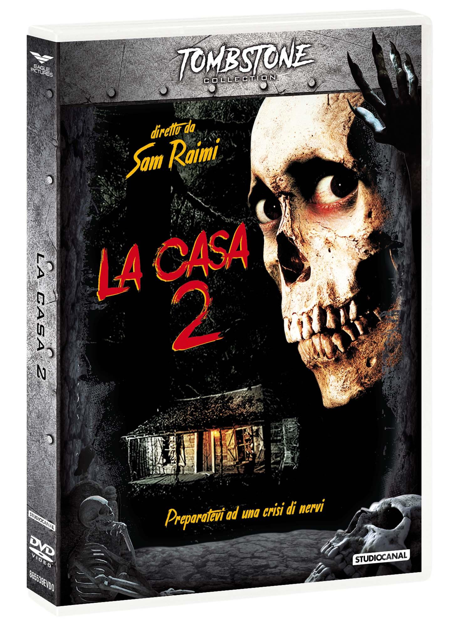 LA CASA 2 (TOMBSTONE) (DVD)