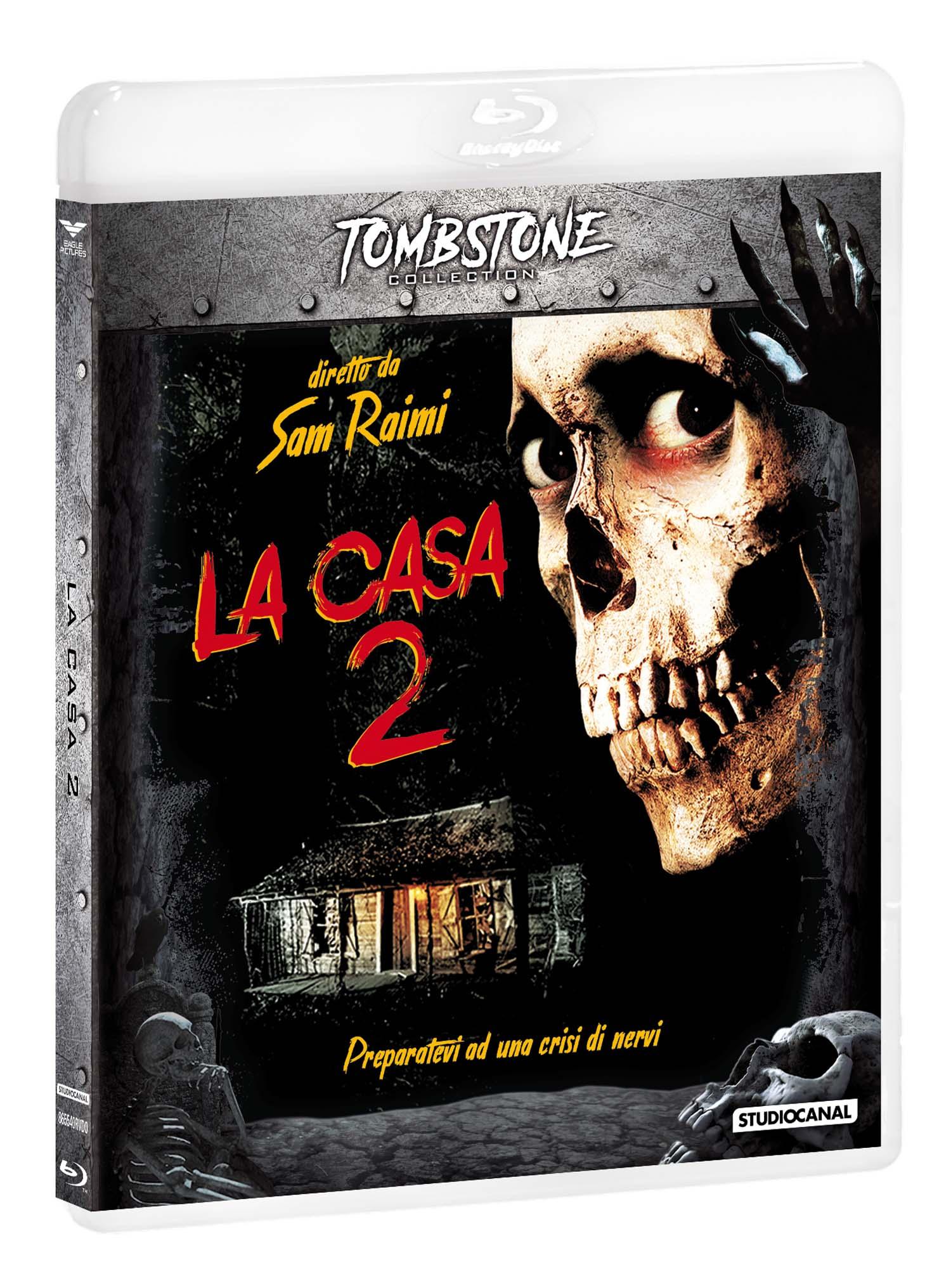 LA CASA 2 (TOMBSTONE) - BLU RAY