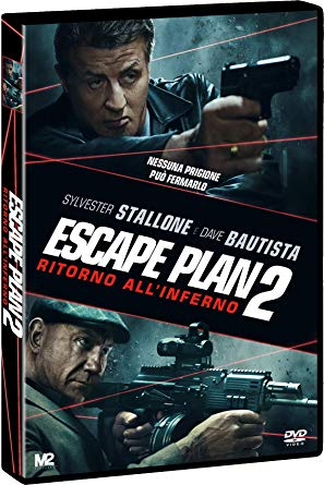 ESCAPE PLAN 2 - RITORNO ALL'INFERNO (DVD)