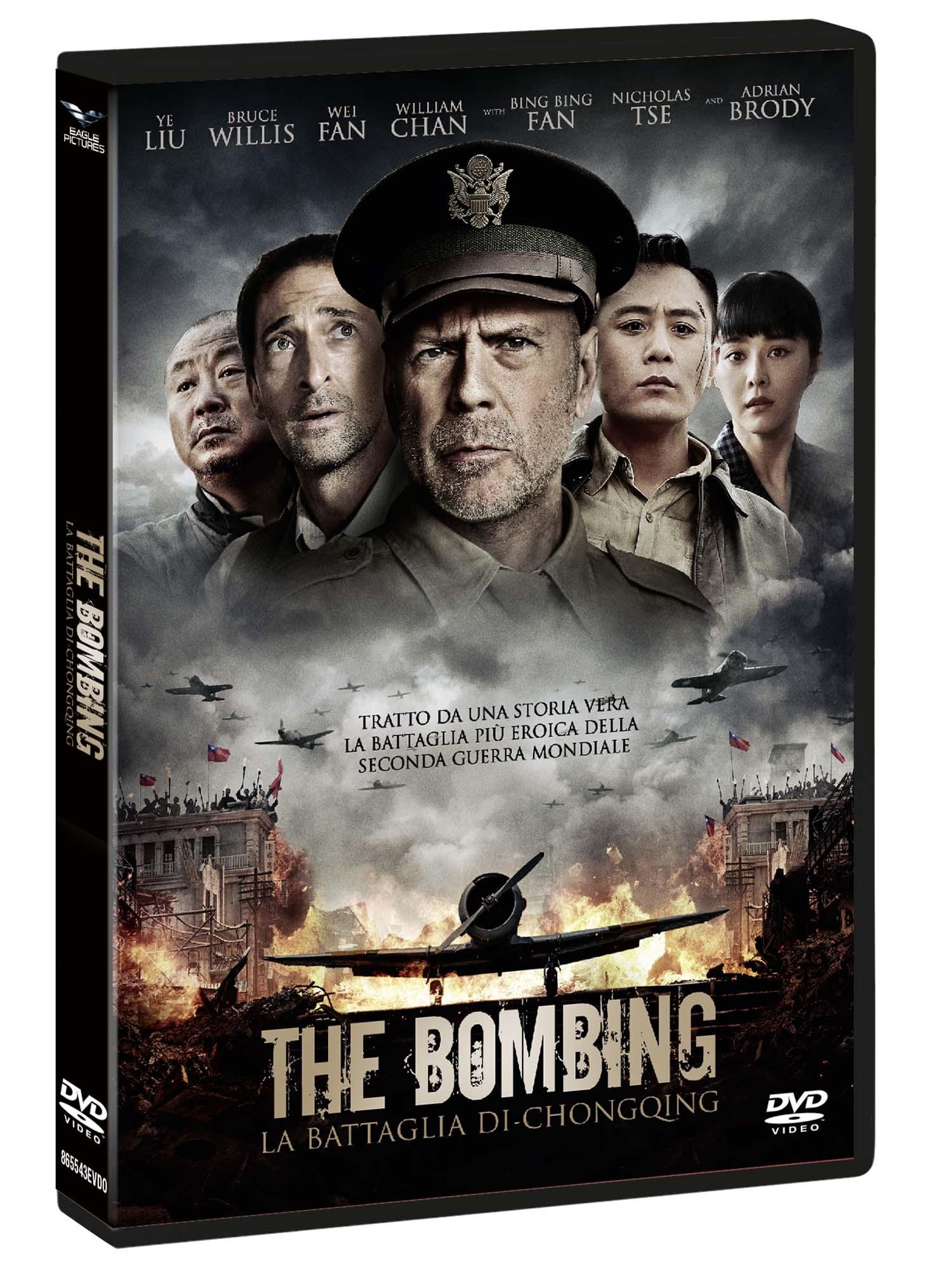 LA BATTAGLIA DI CHONGQING (DVD)