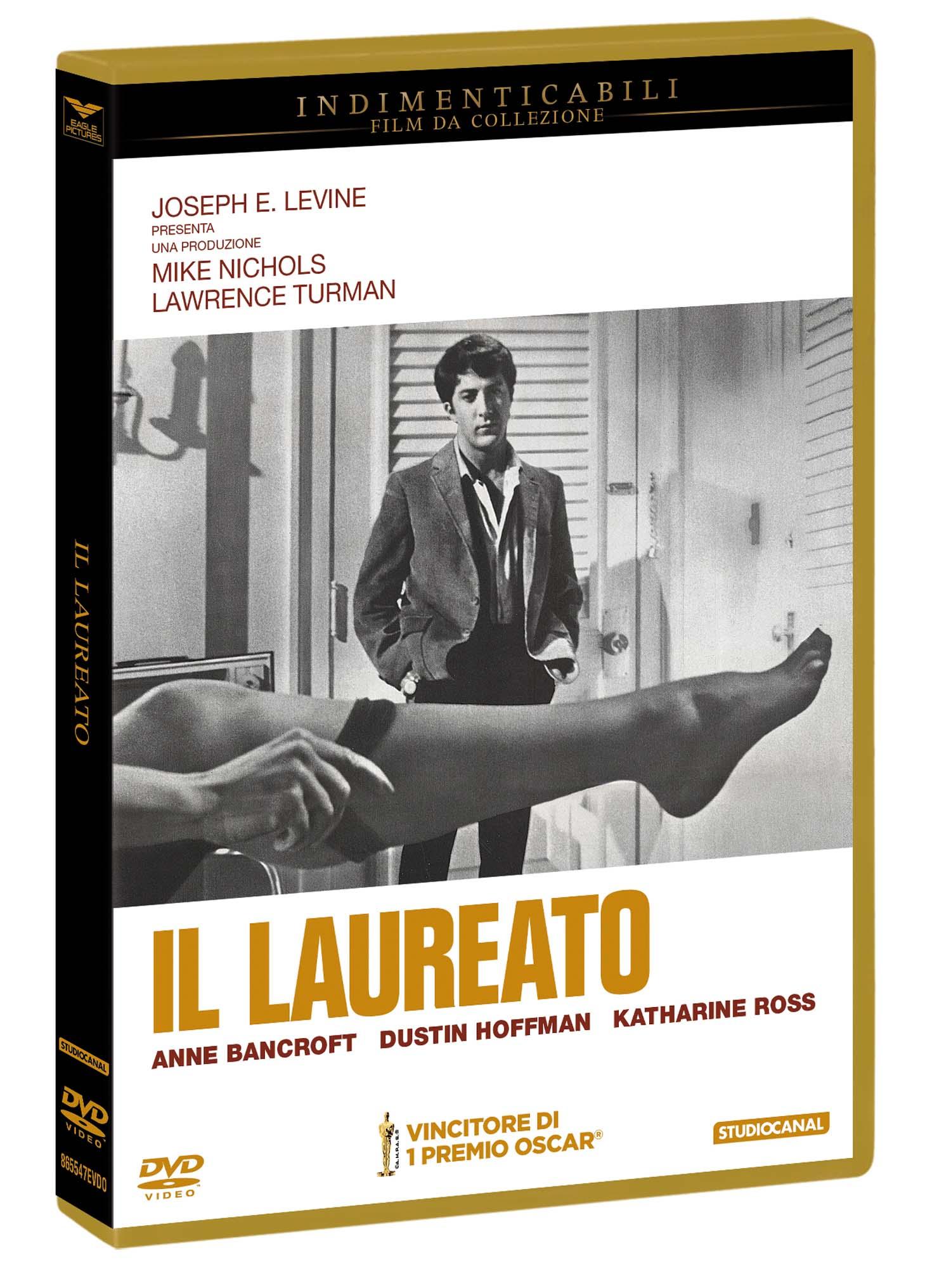 IL LAUREATO (INDIMENTICABILI) (DVD)