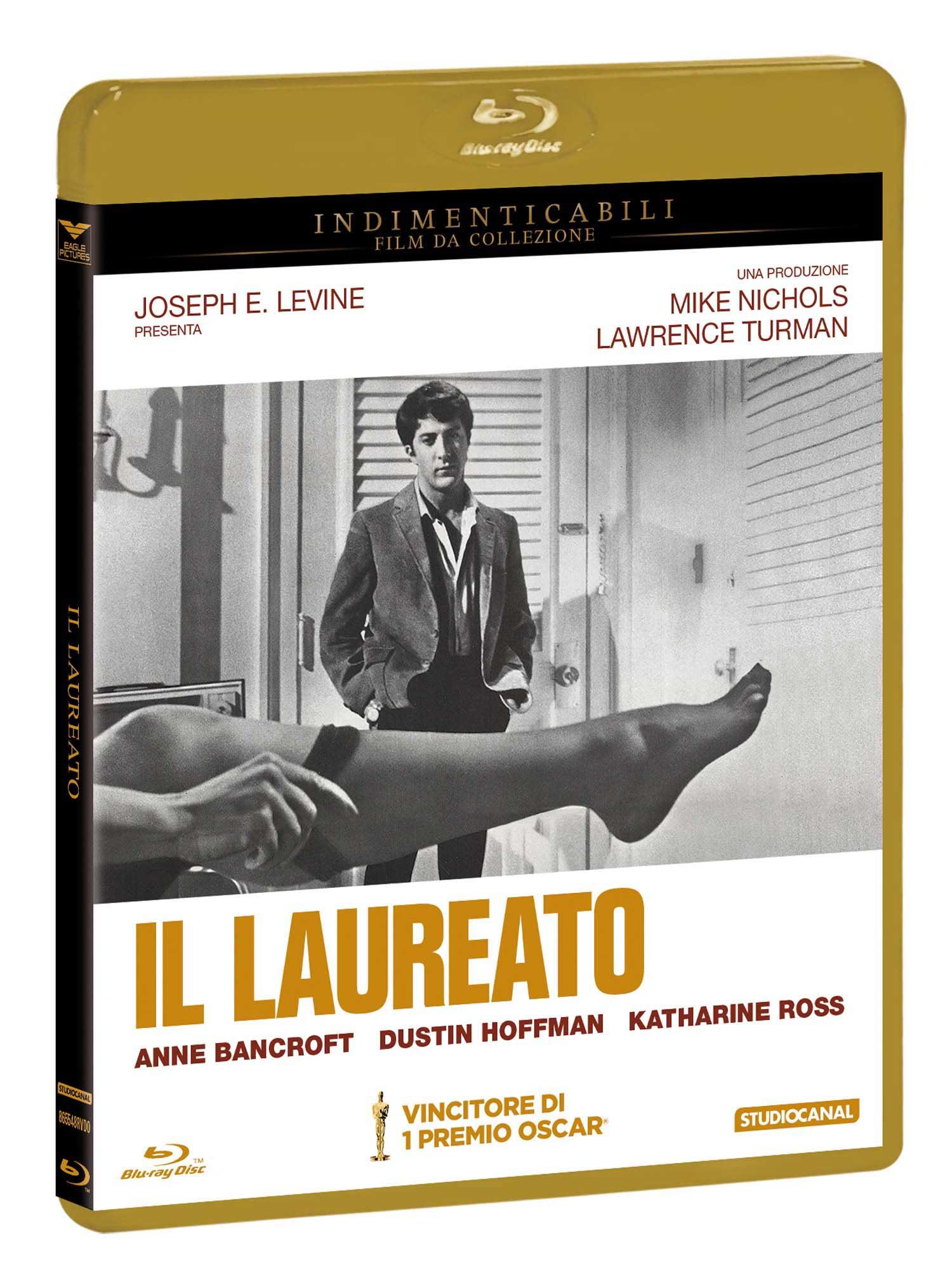 IL LAUREATO (INDIMENTICABILI) - BLU RAY