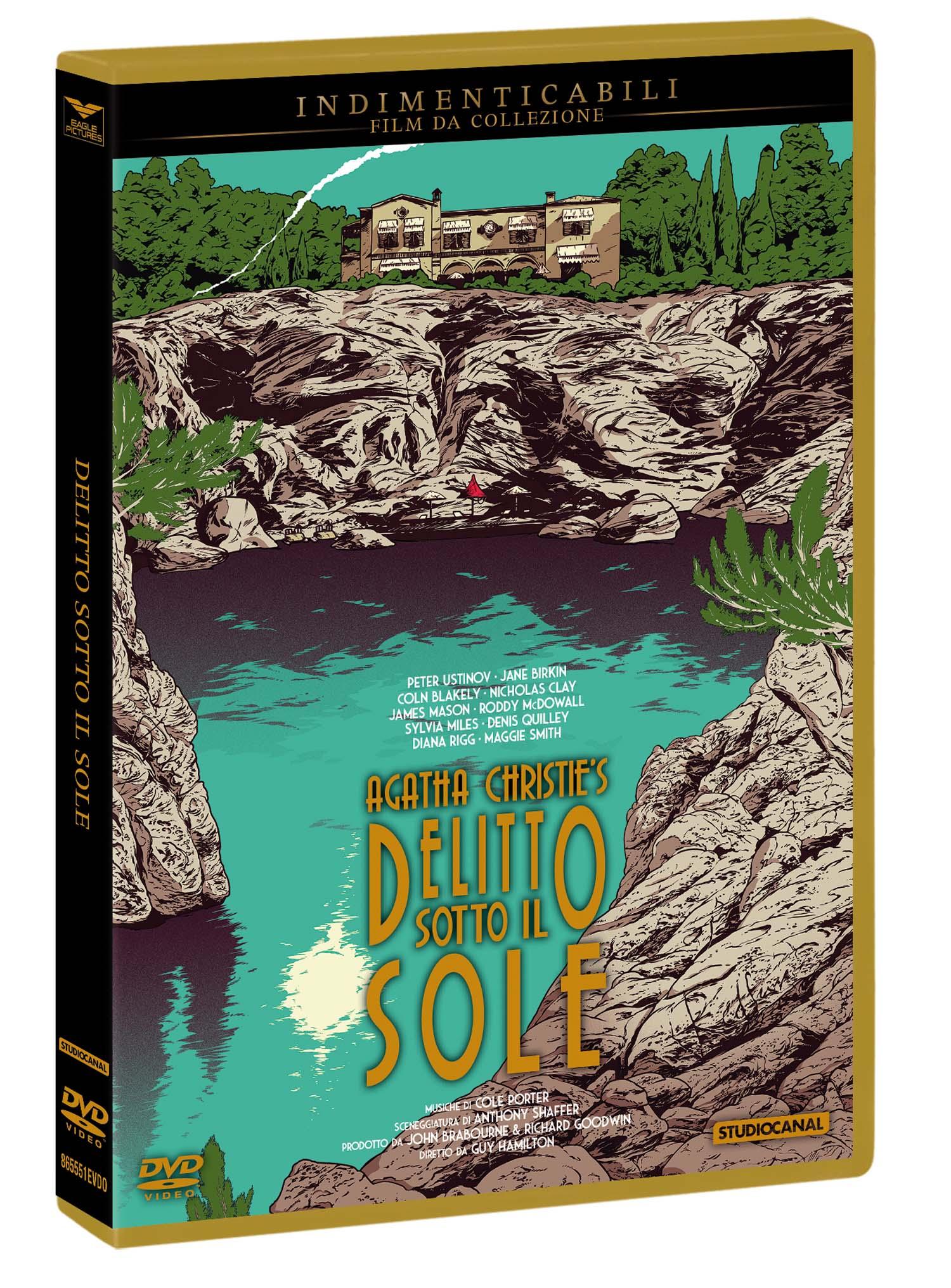 DELITTO SOTTO IL SOLE (INDIMENTICABILI) (DVD)