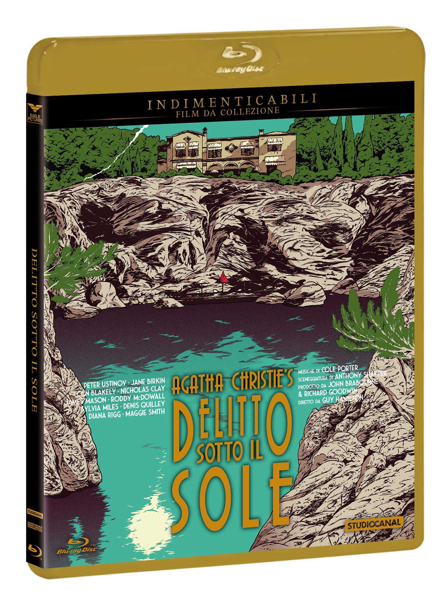 DELITTO SOTTO IL SOLE (INDIMENTICABILI) - BLU RAY