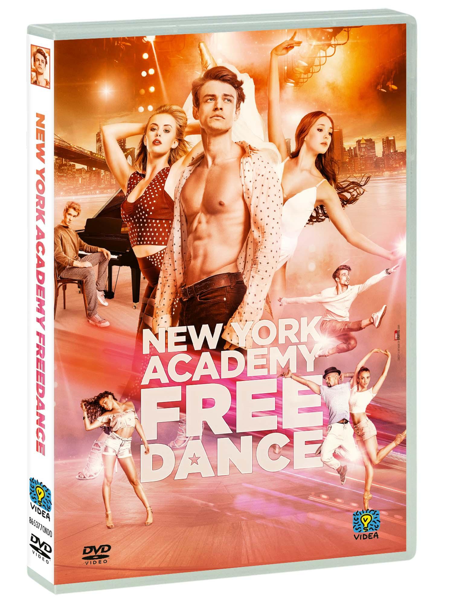 NEW YORK ACADEMY - FREEDANCE (DVD)