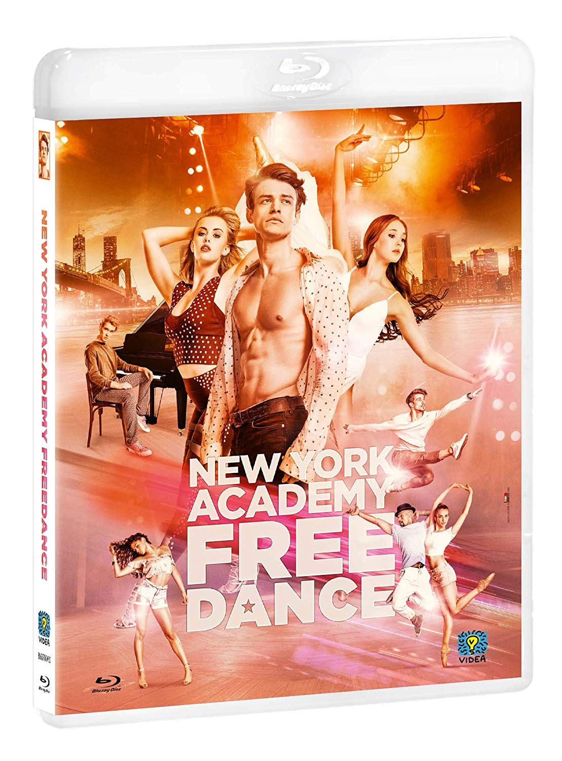 NEW YORK ACADEMY - FREEDANCE - BLU RAY