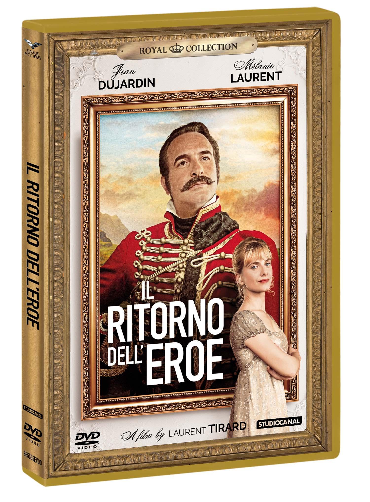 IL RITORNO DELL'EROE (DVD)