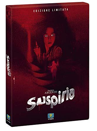 SUSPIRIA (DIGIBOOK EDIZIONE LIMITATA NUMERATA) (BLU-RAY+DVD)