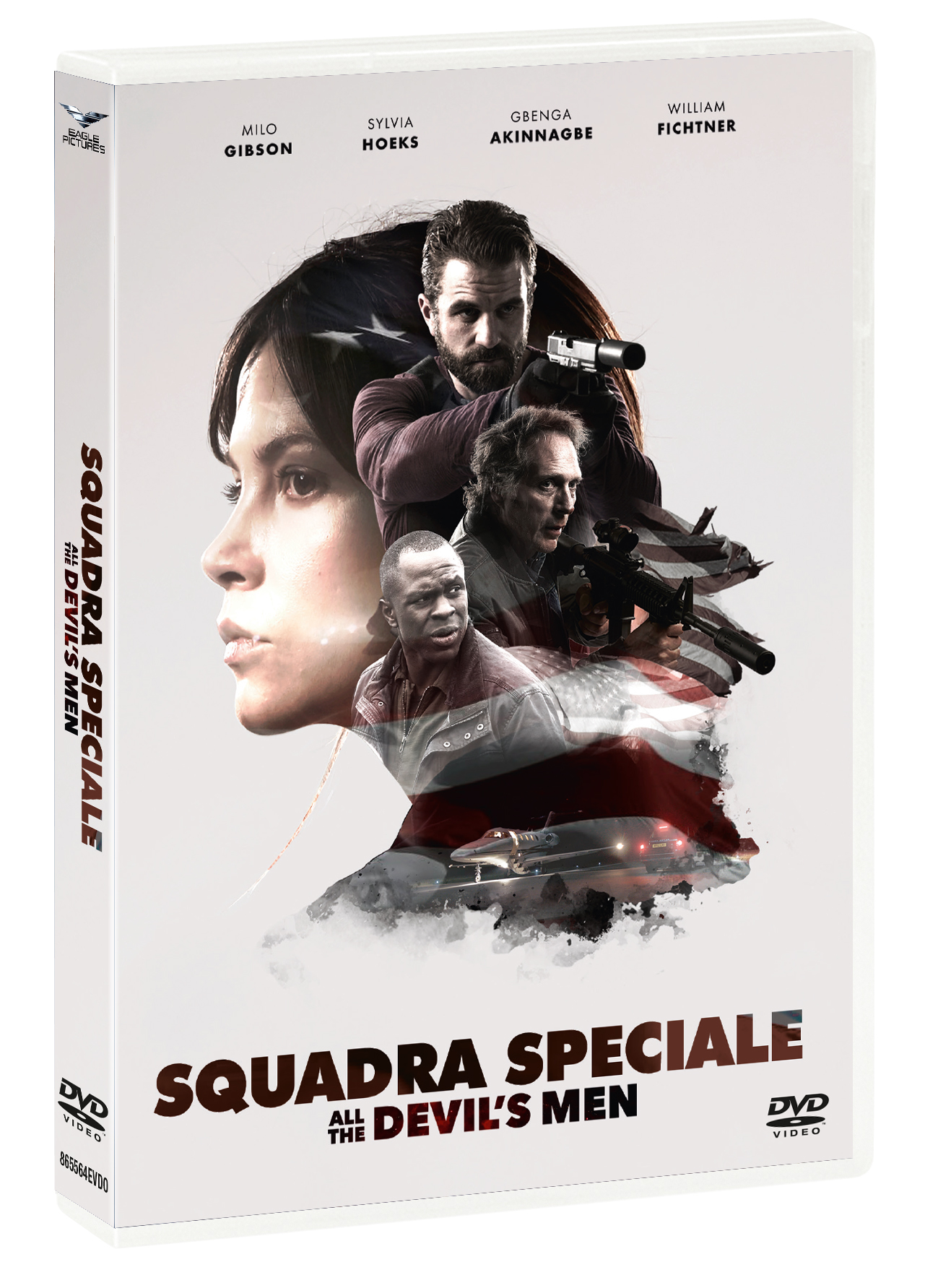 ALL THE DEVIL'S MEN - SQUADRA SPECIALE (DVD)