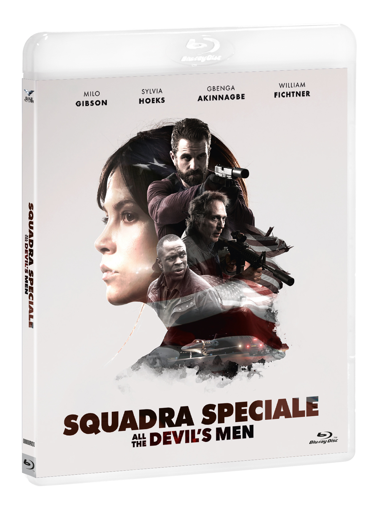 ALL THE DEVIL'S MEN - SQUADRA SPECIALE - BLU RAY