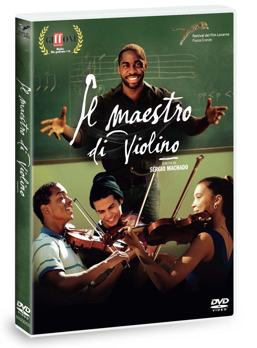 IL MAESTRO DI VIOLINO (DVD)