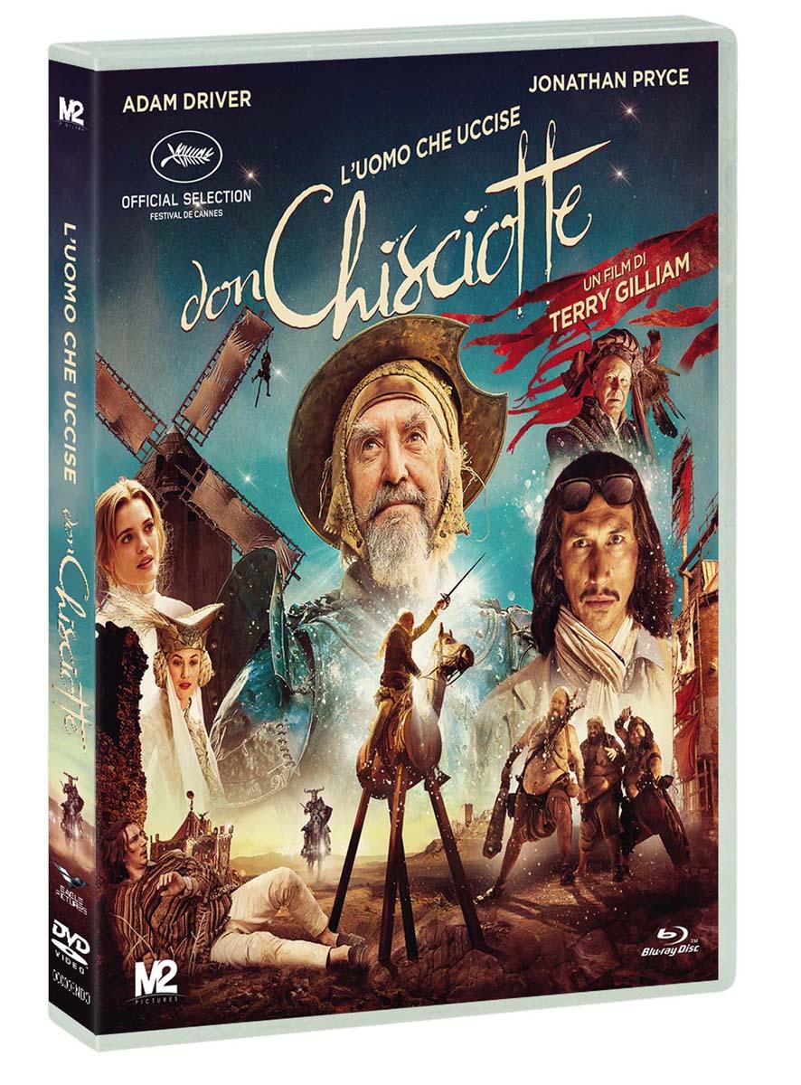 L'UOMO CHE UCCISE DON CHISCIOTTE (DVD)