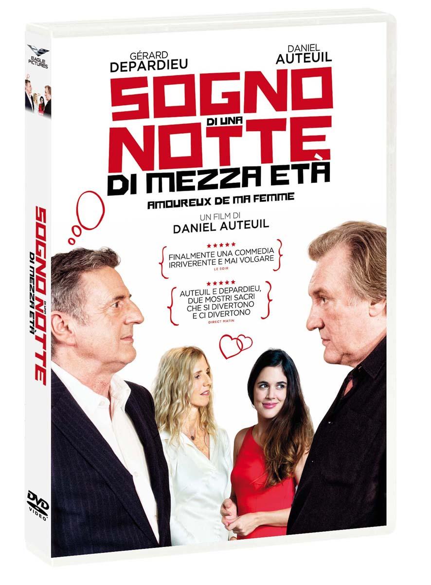 SOGNO DI UNA NOTTE DI MEZZA ETA' (DVD)