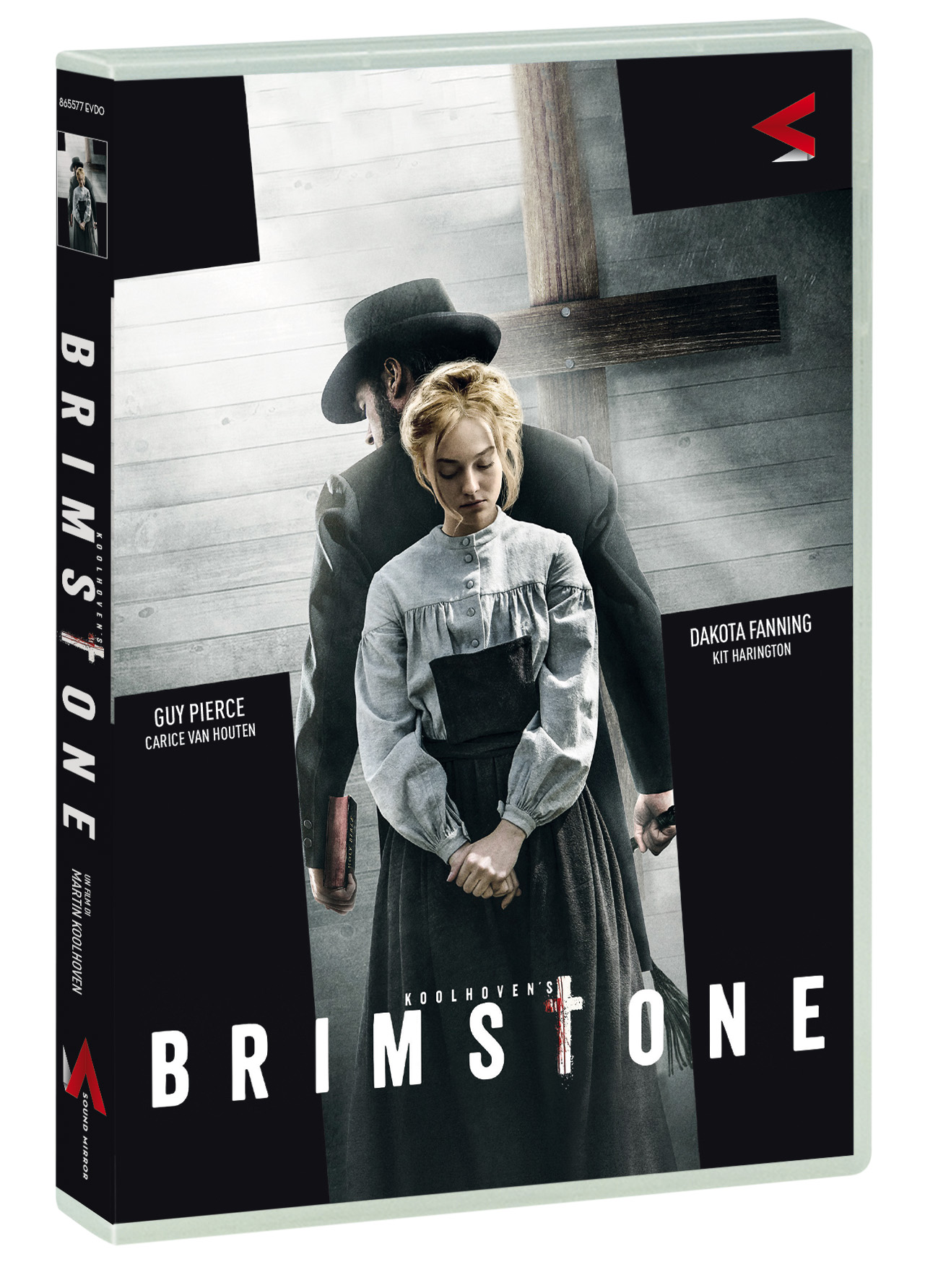 BRIMSTONE (DVD)