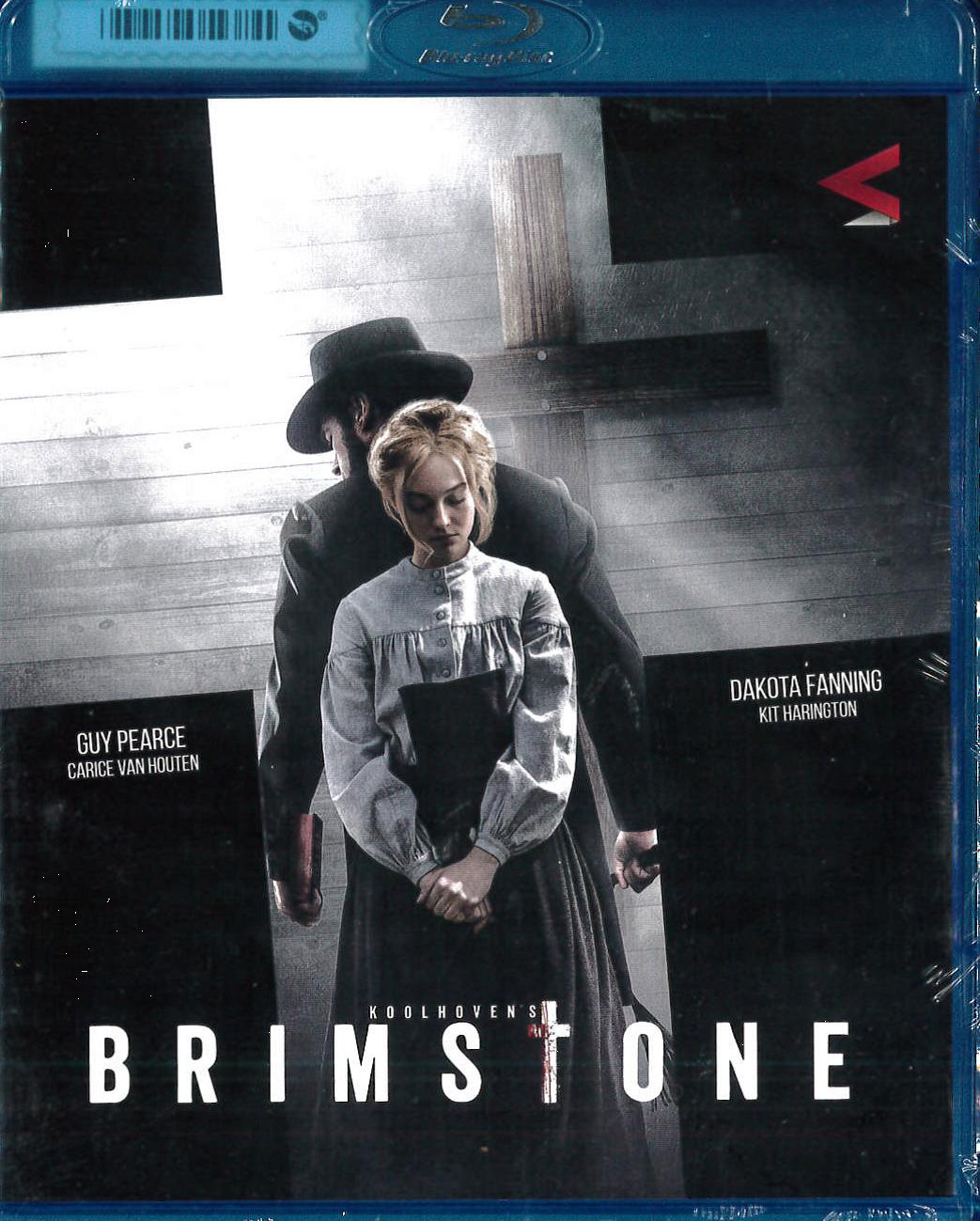 BRIMSTONE - BLU RAY