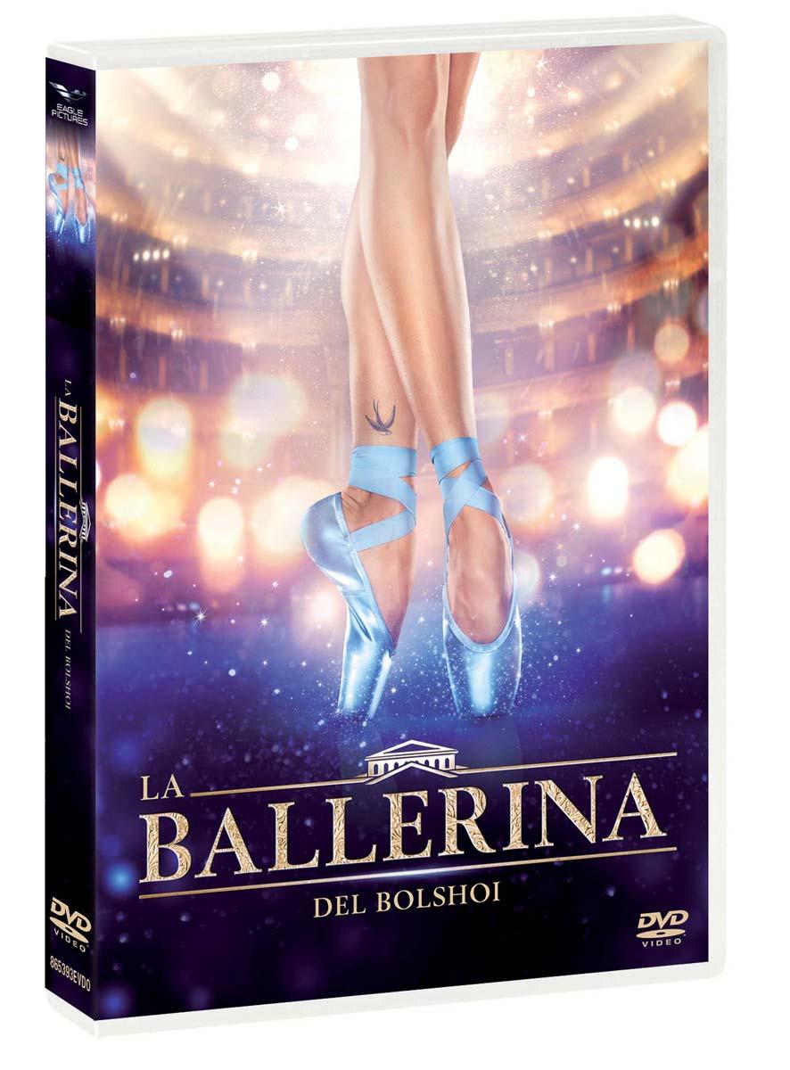 LA BALLERINA DEL BOLSHOI (DVD)