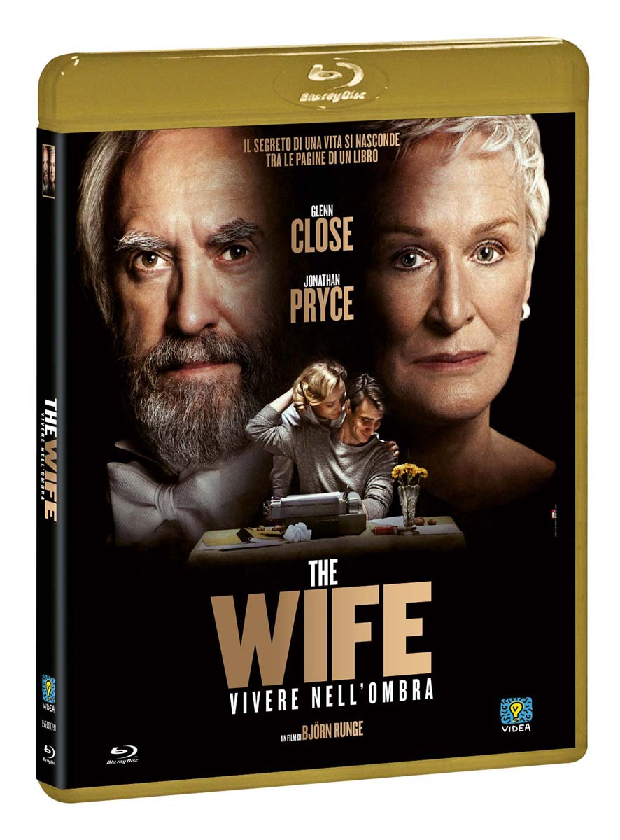 THE WIFE - VIVERE NELL'OMBRA - BLU RAY