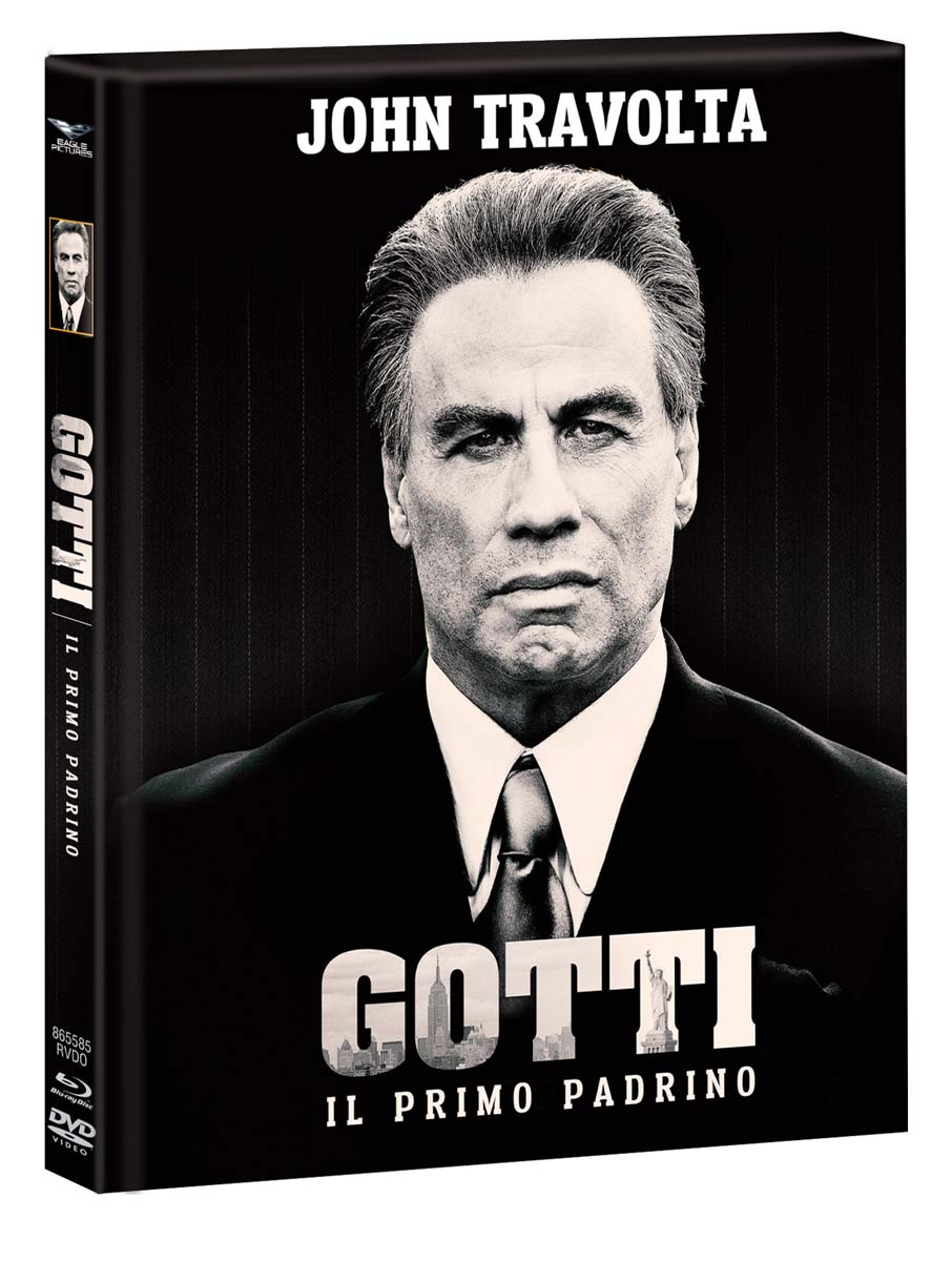 GOTTI - IL PRIMO PADRINO (MEDIABOOK COMBO) (DVD+BR)