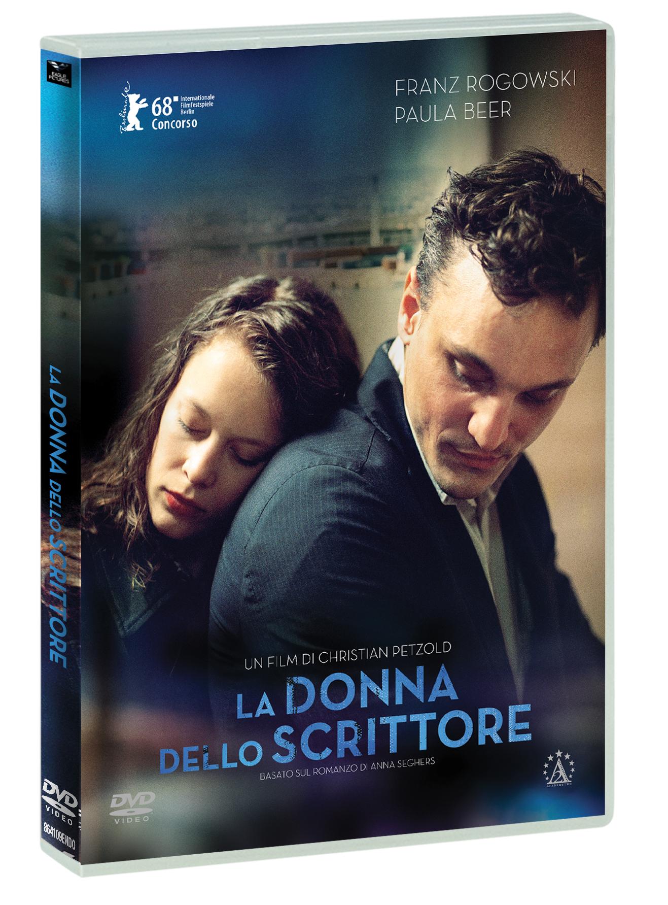 LA DONNA DELLO SCRITTORE (DVD)