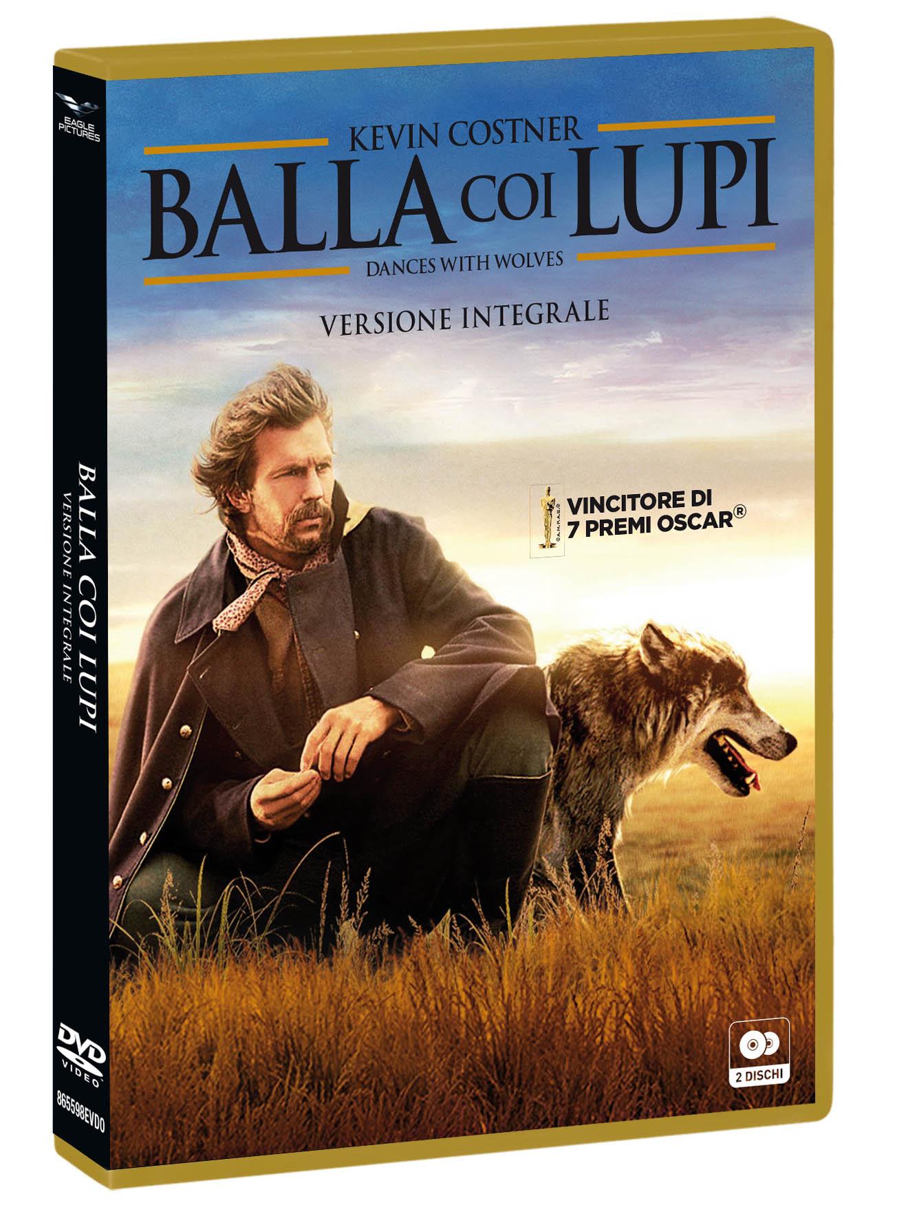 BALLA COI LUPI (2 DVD) (DVD)