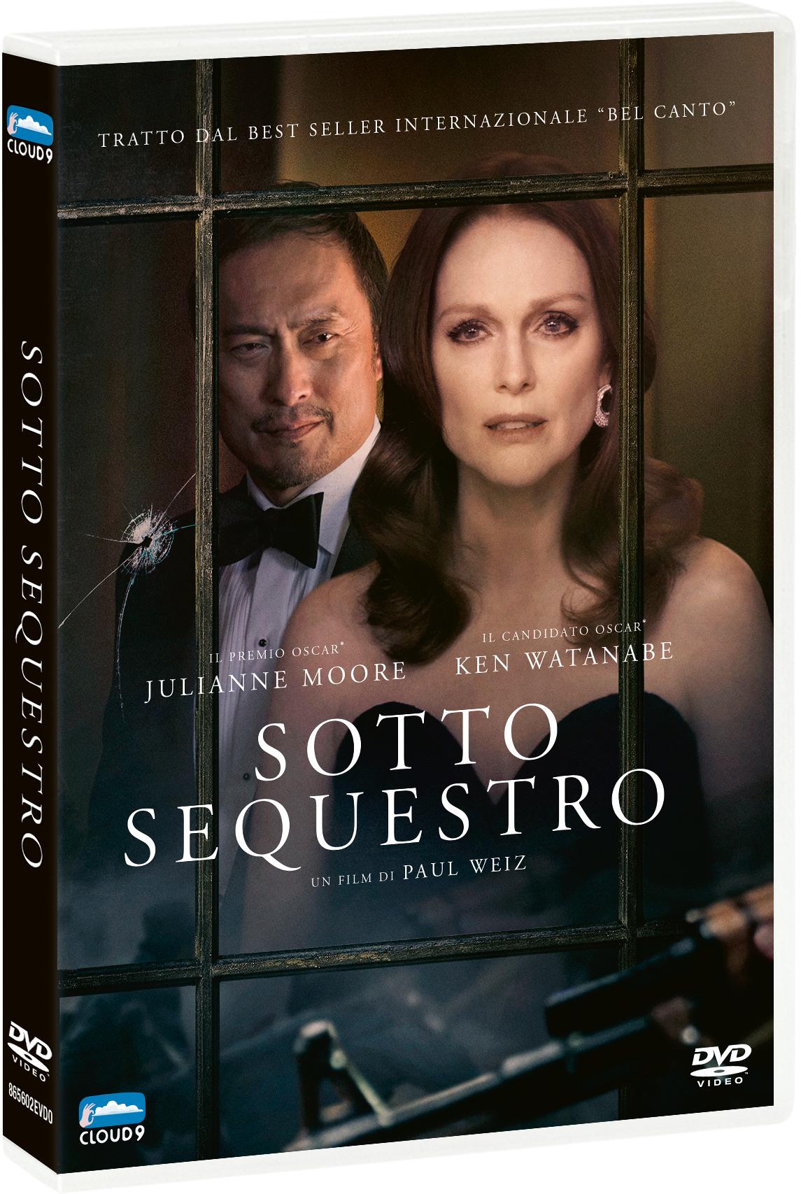 SOTTO SEQUESTRO (DVD)