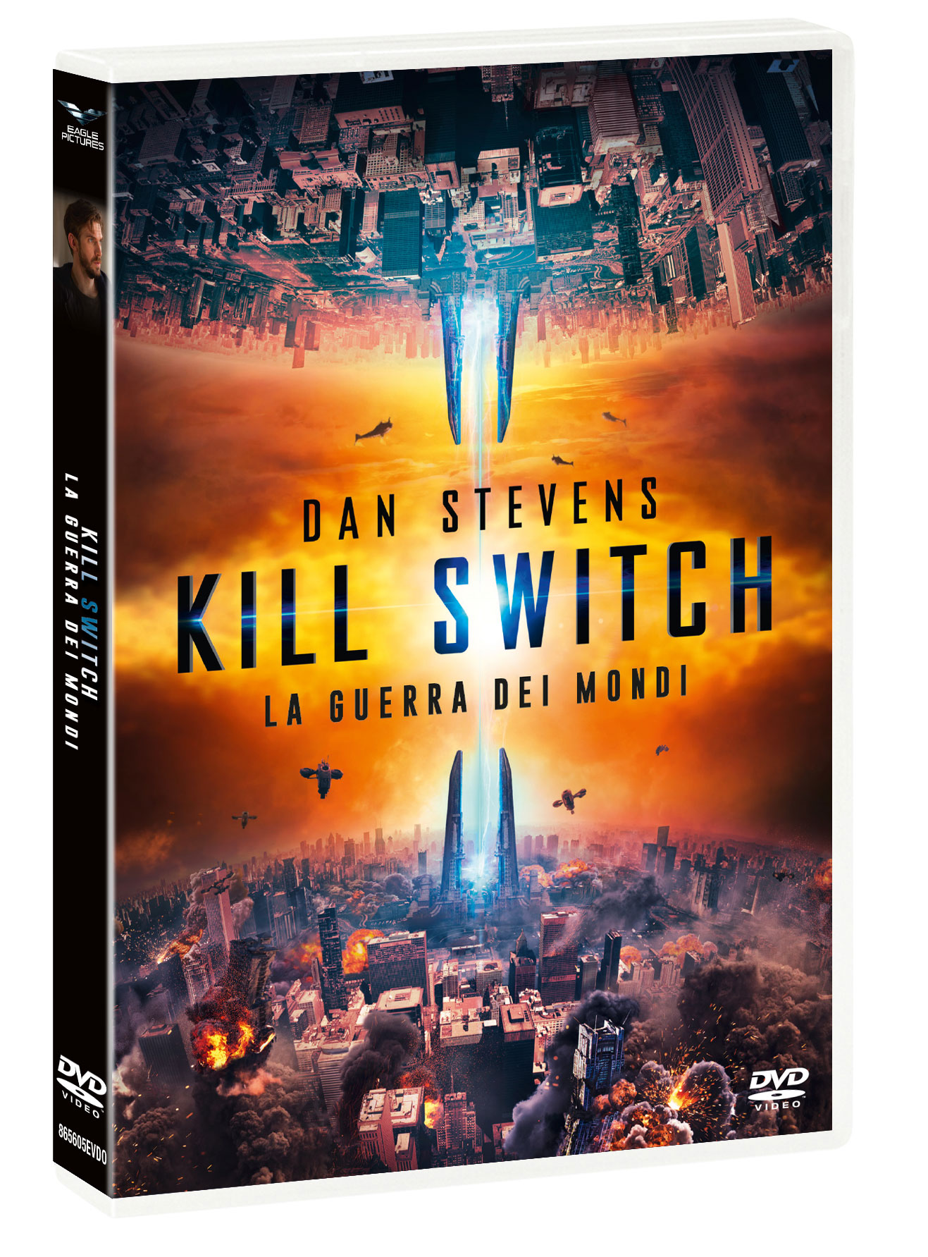 KILL SWITCH - LA GUERRA DEI MONDI (SCI-FI PROJECT) (DVD)