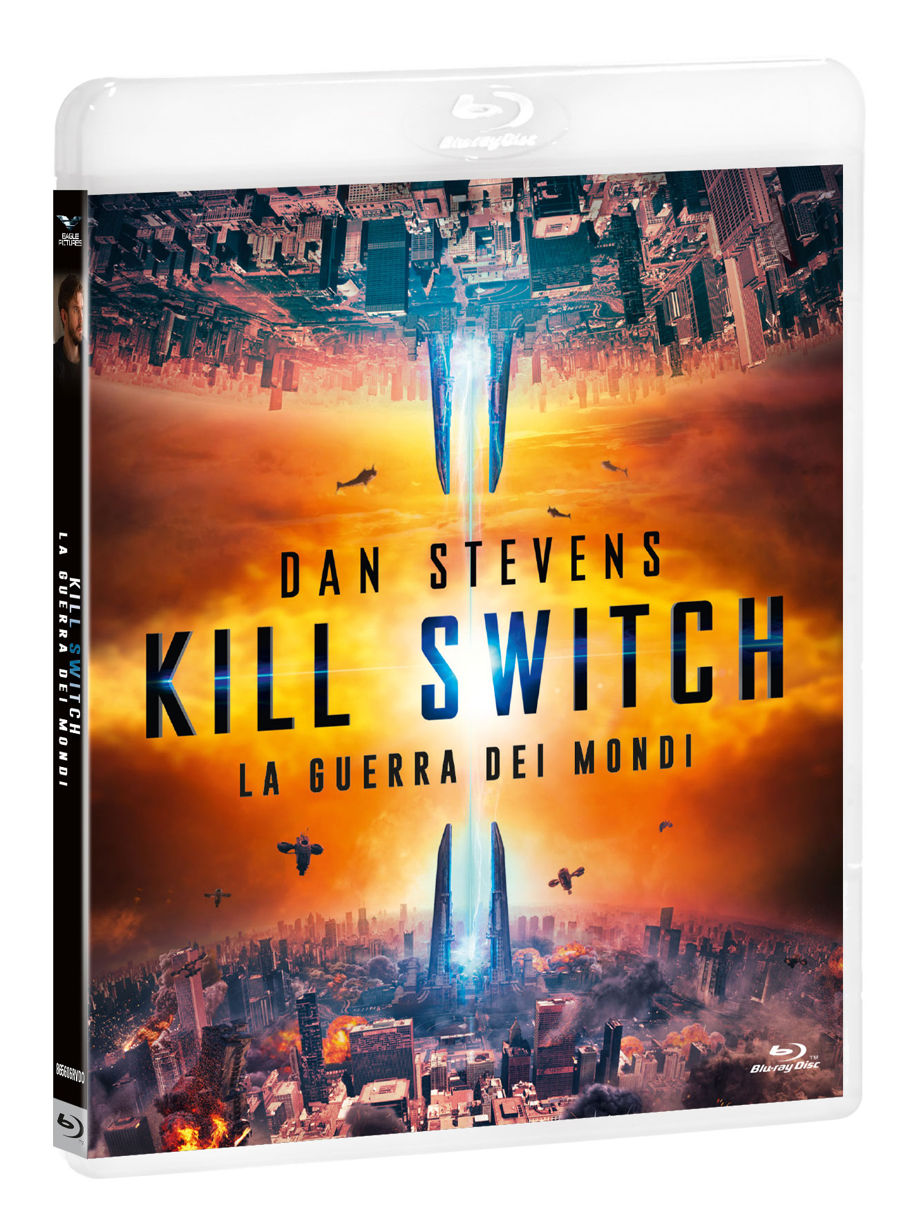 KILL SWITCH - LA GUERRA DEI MONDI (SCI-FI PROJECT) - BLU RAY