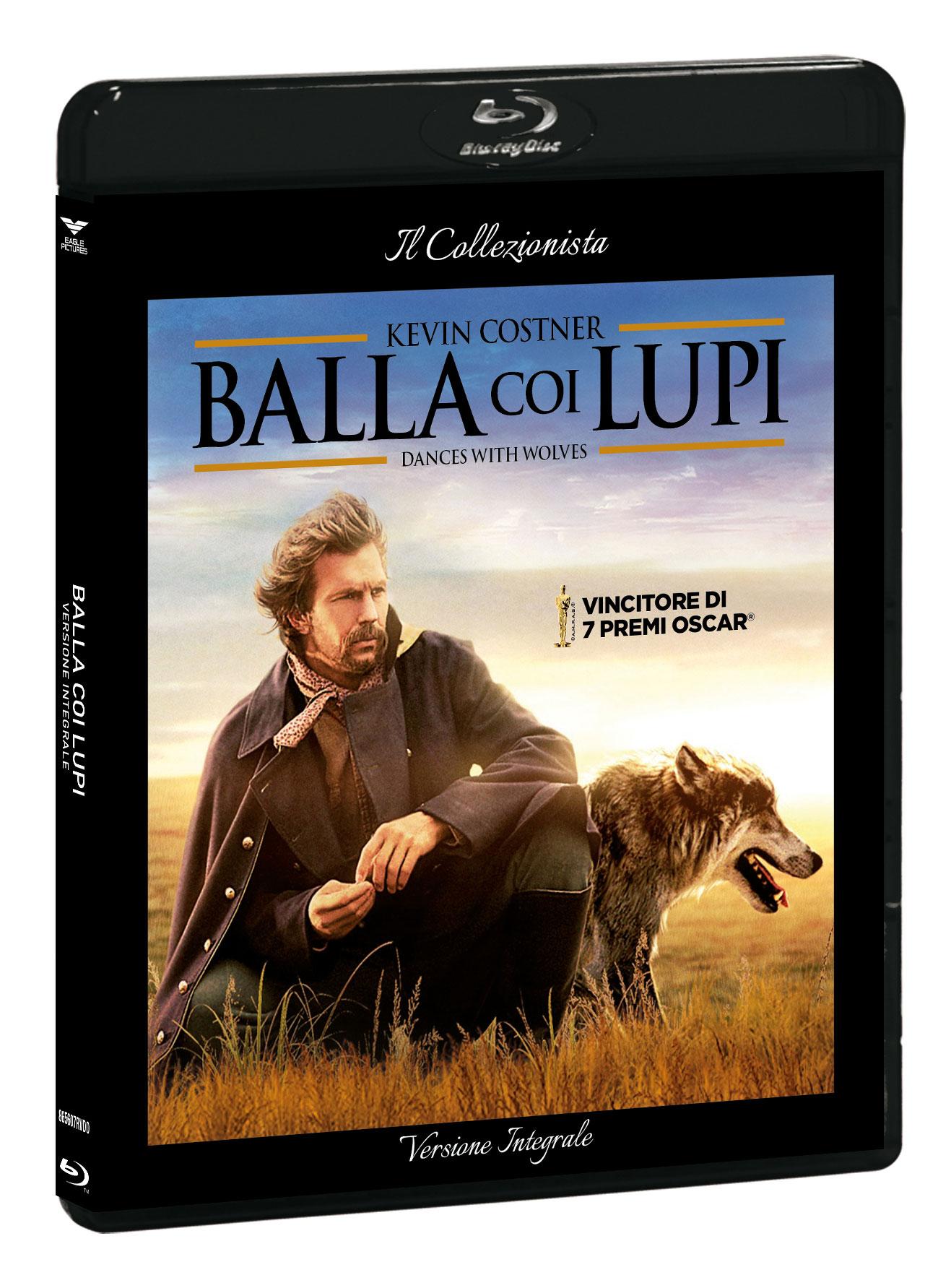 BALLA COI LUPI (2 BLU RAY)
