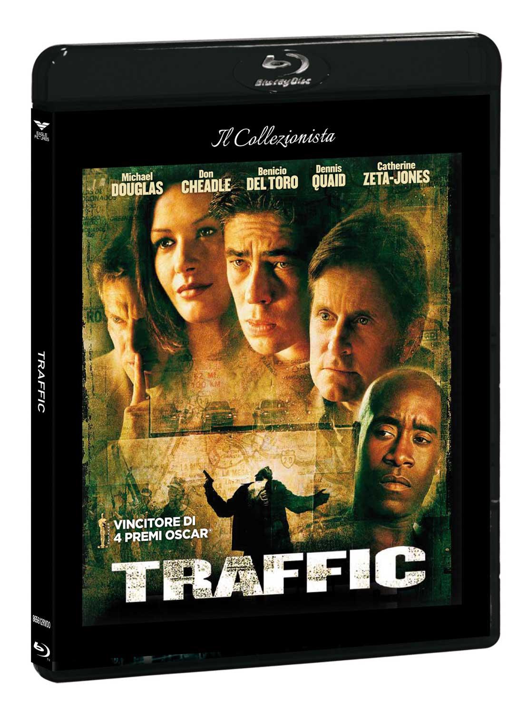 TRAFFIC (IL COLLEZIONISTA) - BLU RAY + DVD
