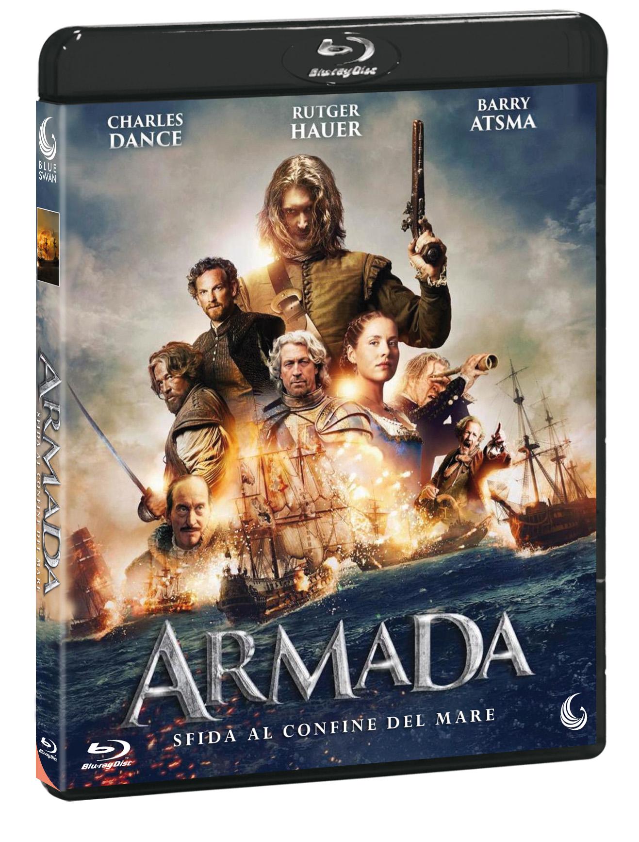 ARMADA - BLU RAY