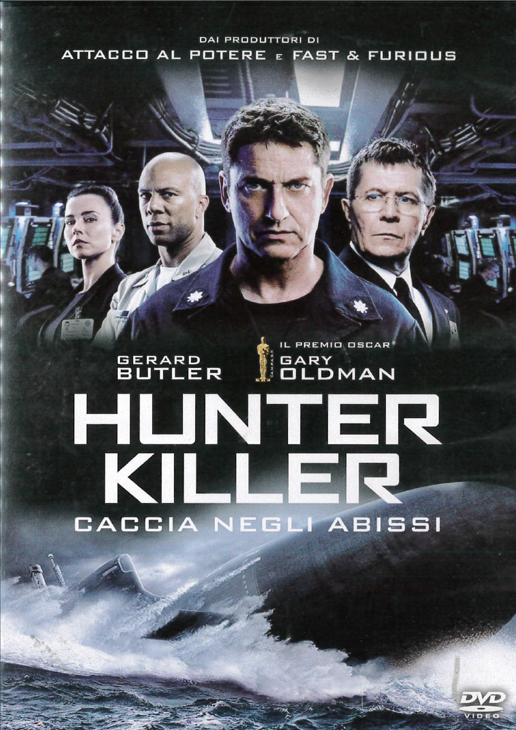 HUNTER KILLER - CACCIA NEGLI ABISSI (DVD)