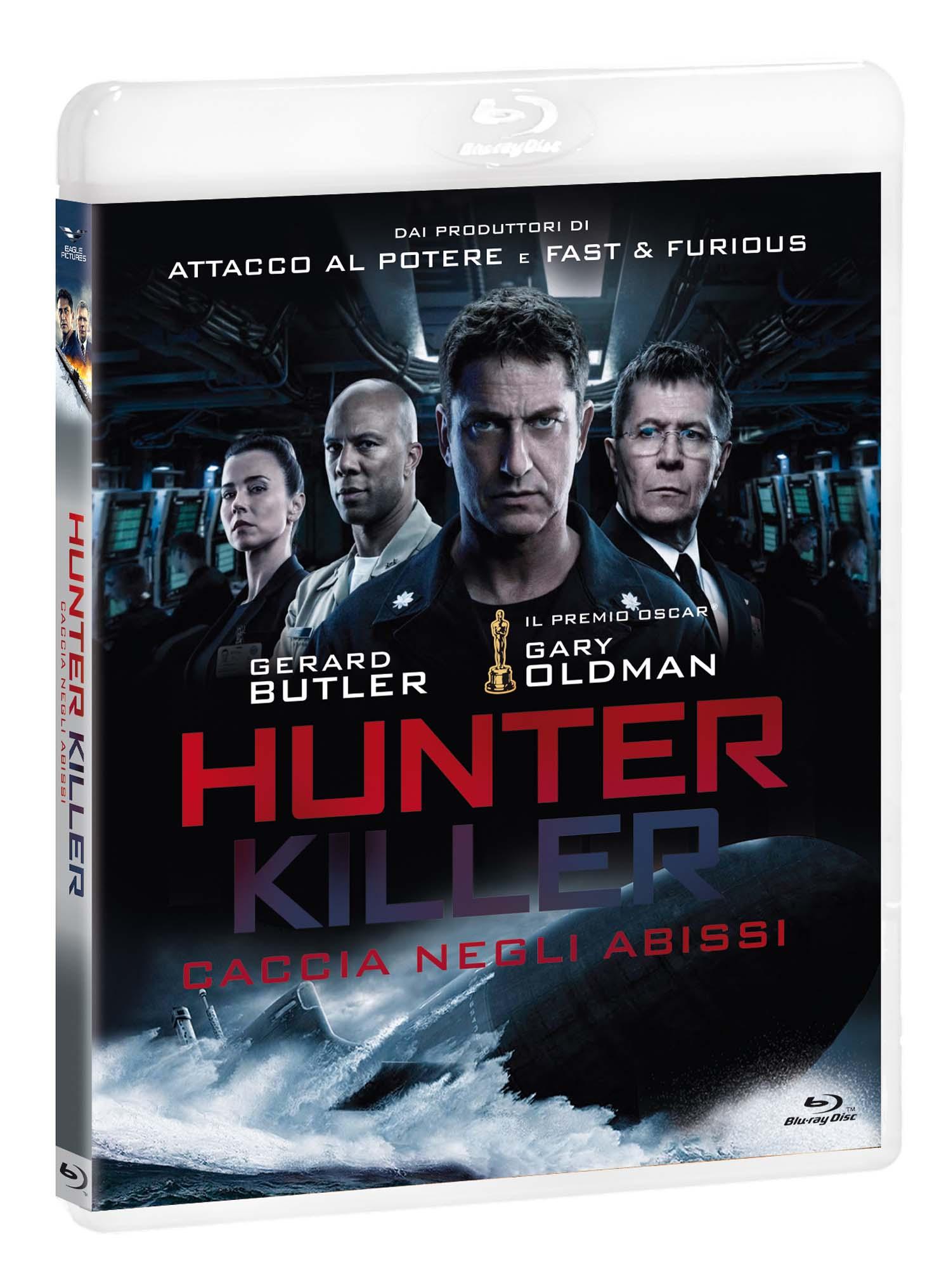 HUNTER KILLER - CACCIA NEGLI ABISSI - BLU RAY