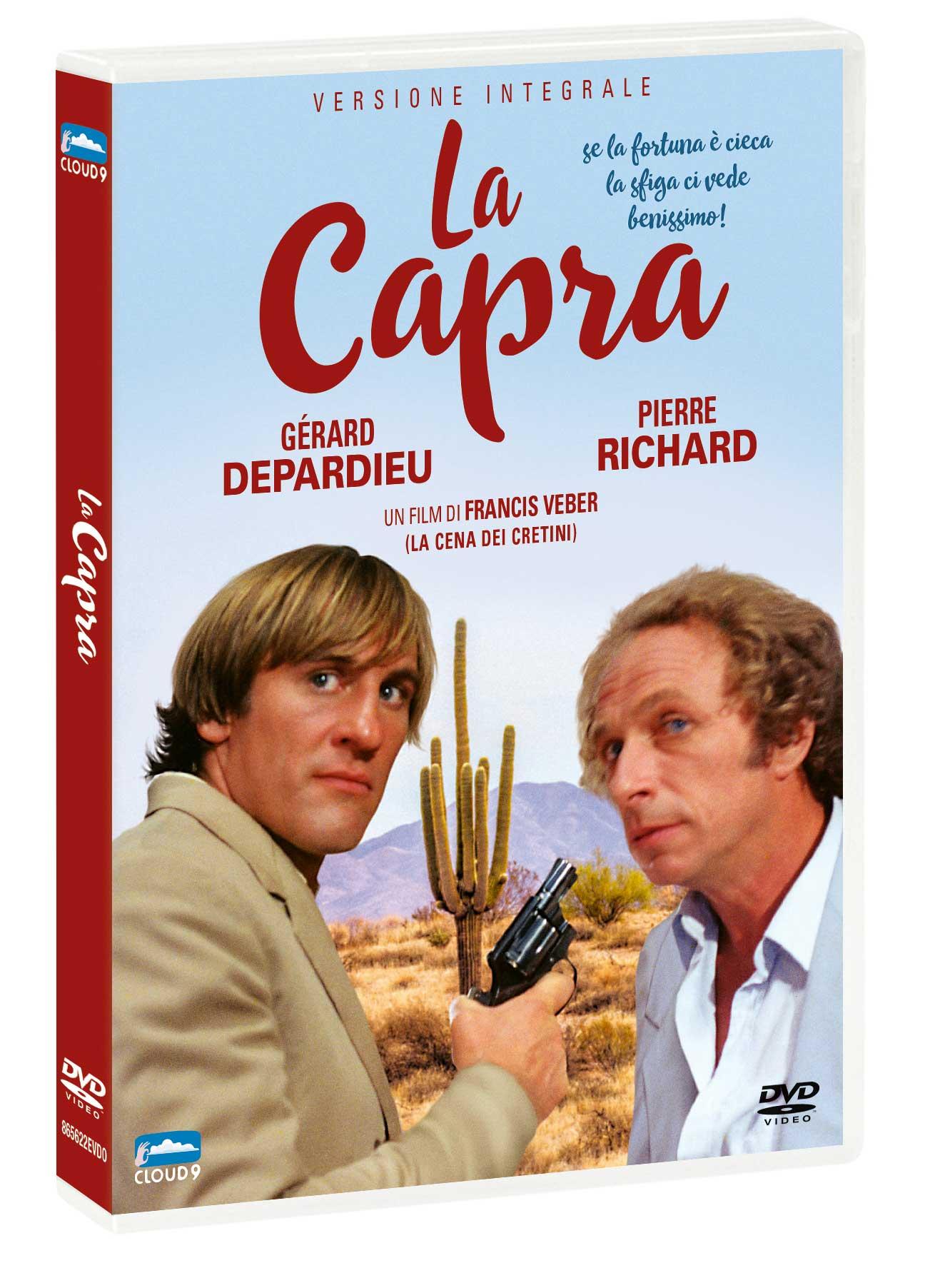 LA CAPRA (DVD)