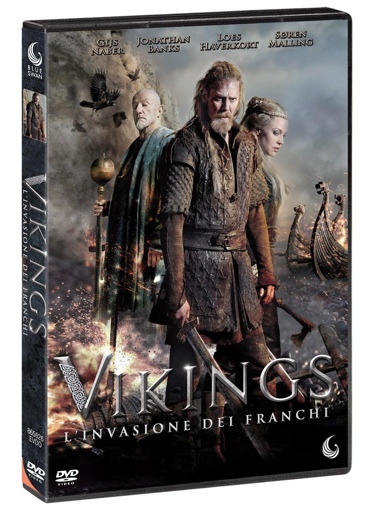VIKINGS - L'INVASIONE DEI FRANCHI (DVD)