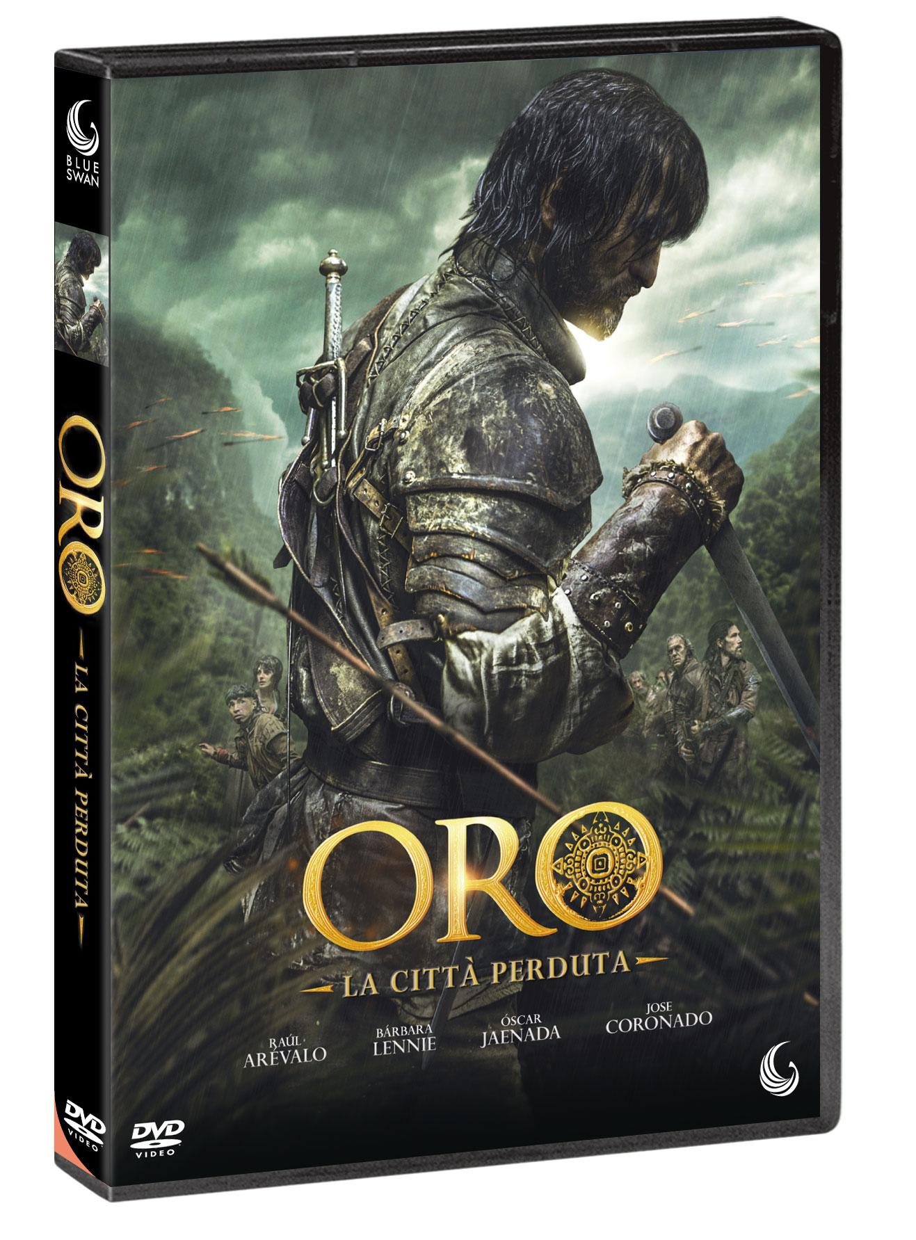 ORO - LA CITTA' PERDUTA (DVD)
