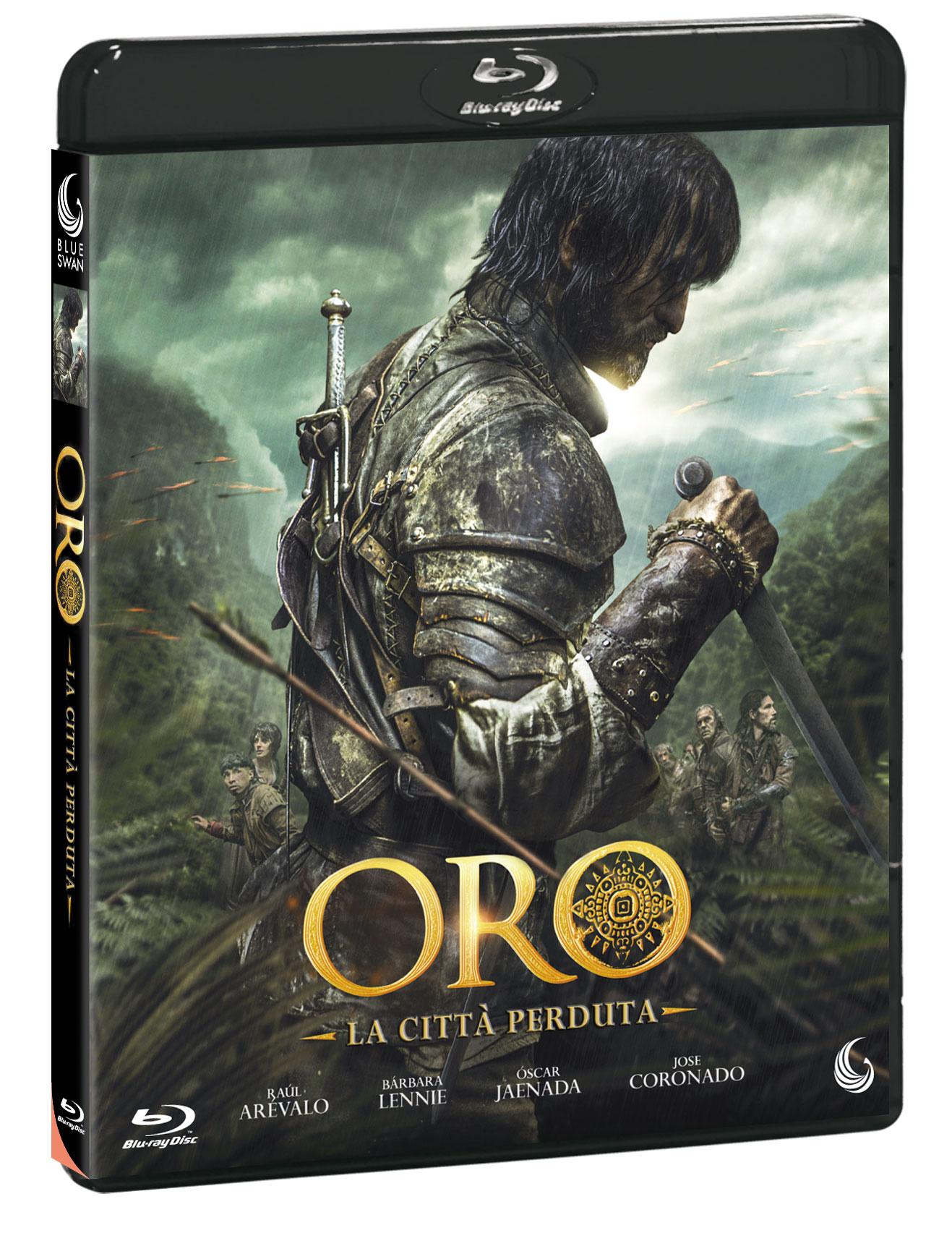 ORO - LA CITTA' PERDUTA - BLU RAY