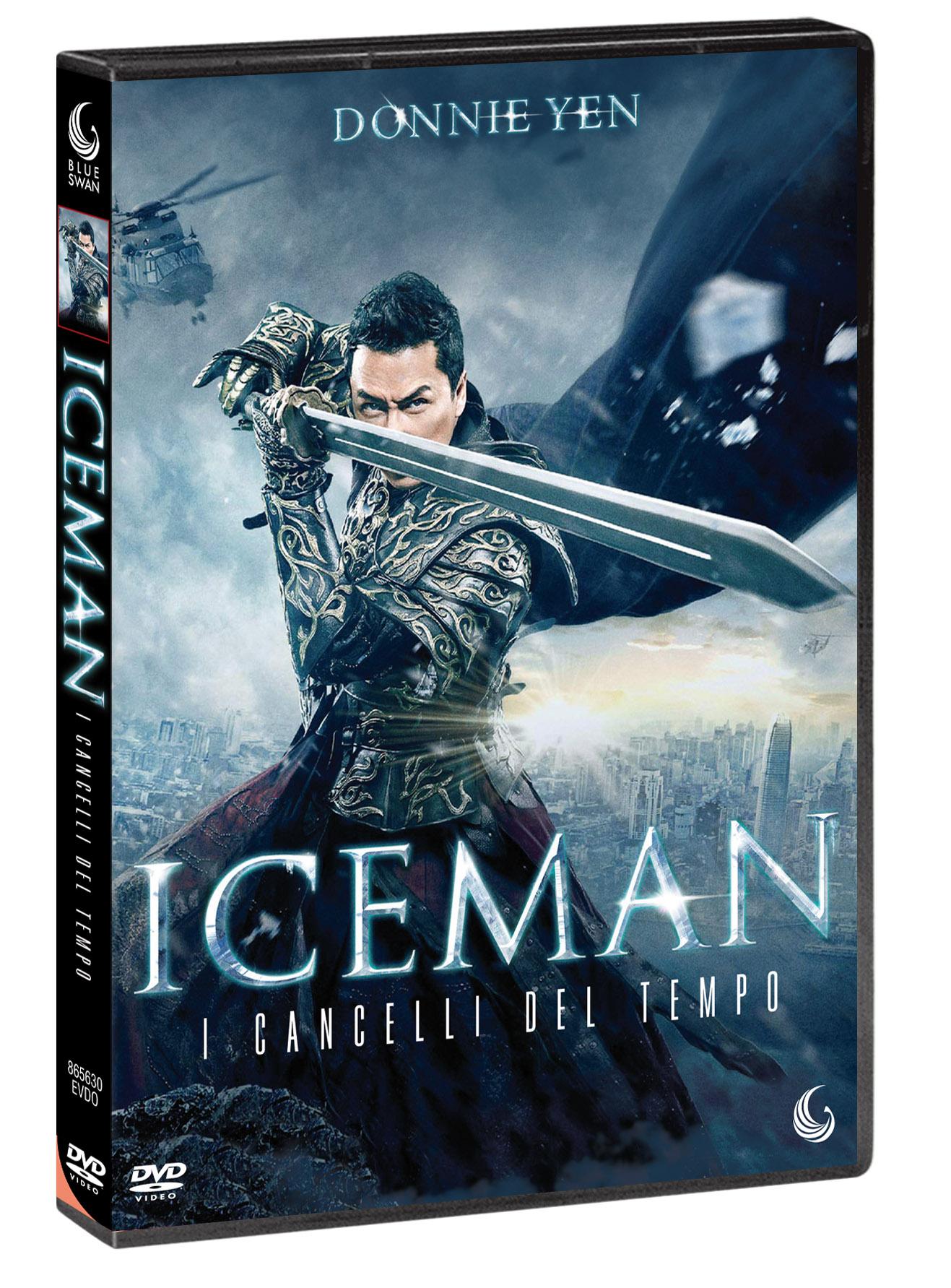ICEMAN - I CANCELLI DEL TEMPO (DVD)