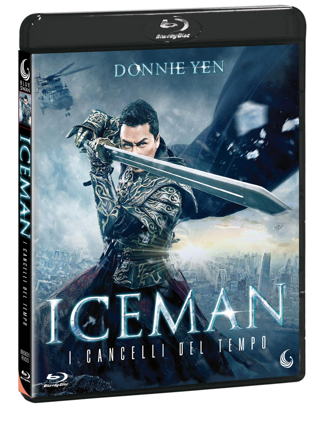 ICEMAN - I CANCELLI DEL TEMPO - BLU RAY