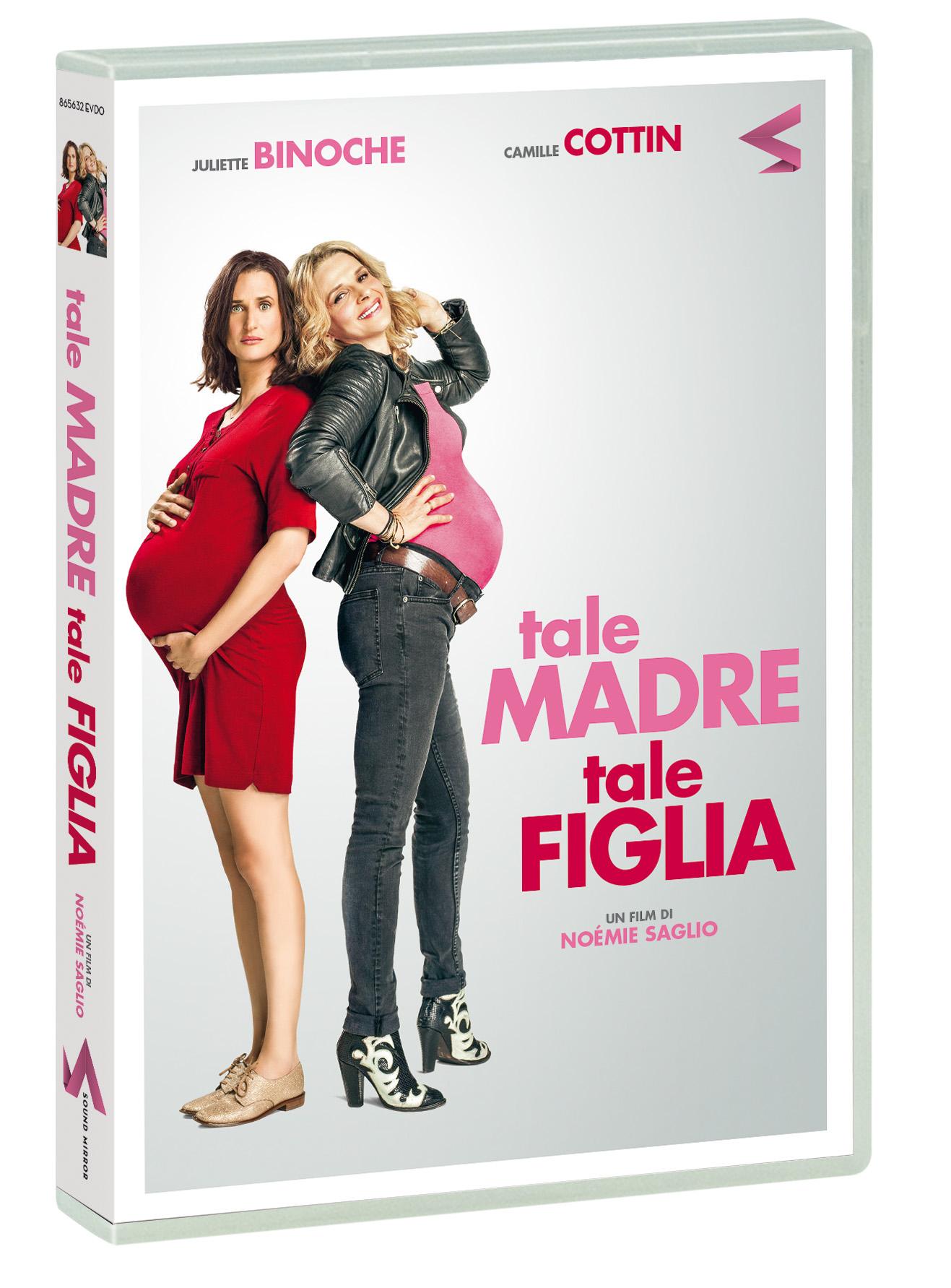 TALE MADRE TALE FIGLIA (DVD)