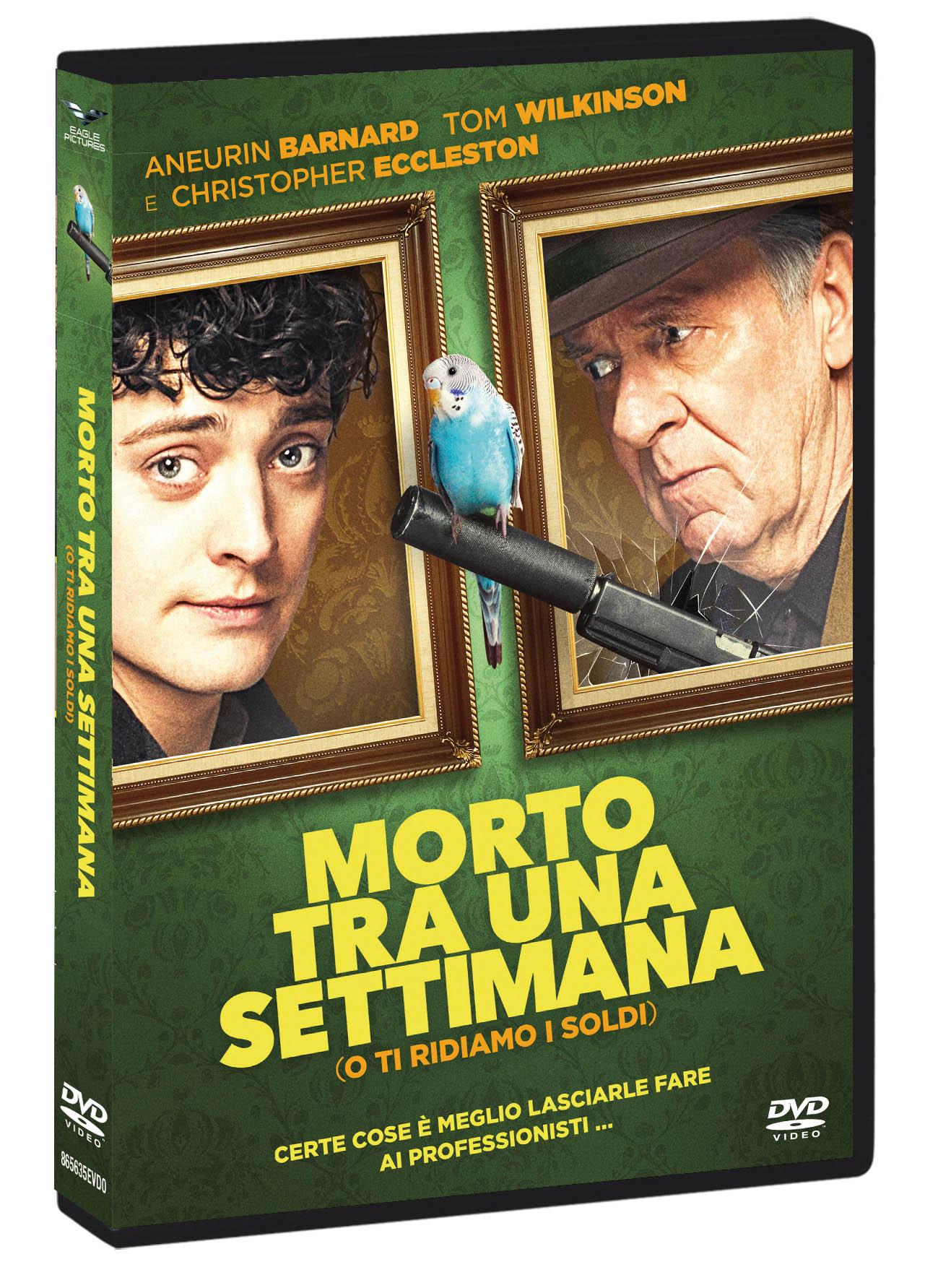 MORTO TRA UNA SETTIMANA...O TI RIDIAMO I SOLDI (DVD)