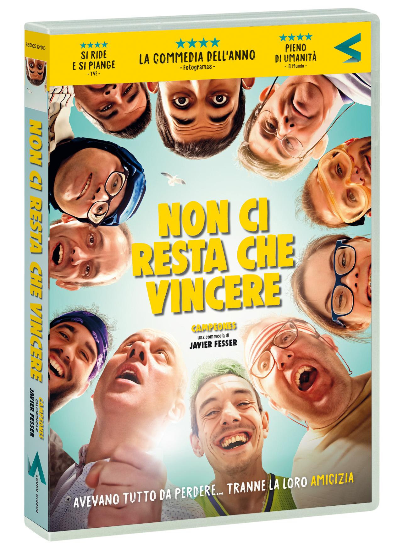 NON CI RESTA CHE VINCERE (DVD)